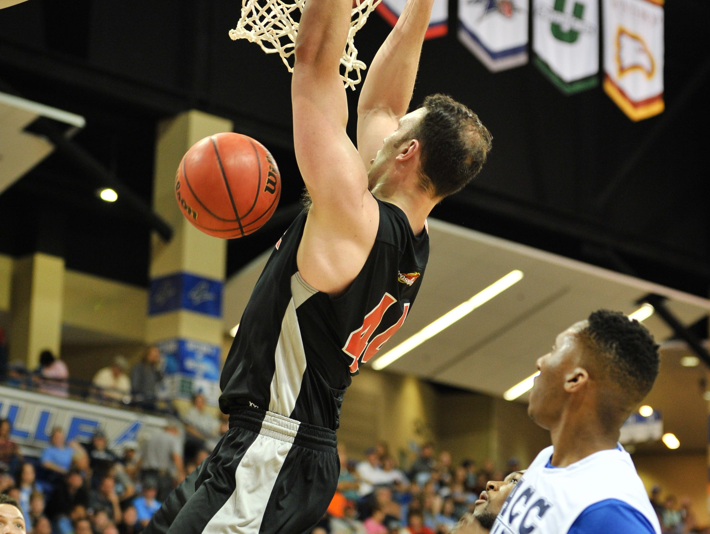 The annual Crossfire ACC All-Stars basketball game was April 14, 2019, at Kimmel Arena. The ACC defeated Crossfire, 113 - 110.