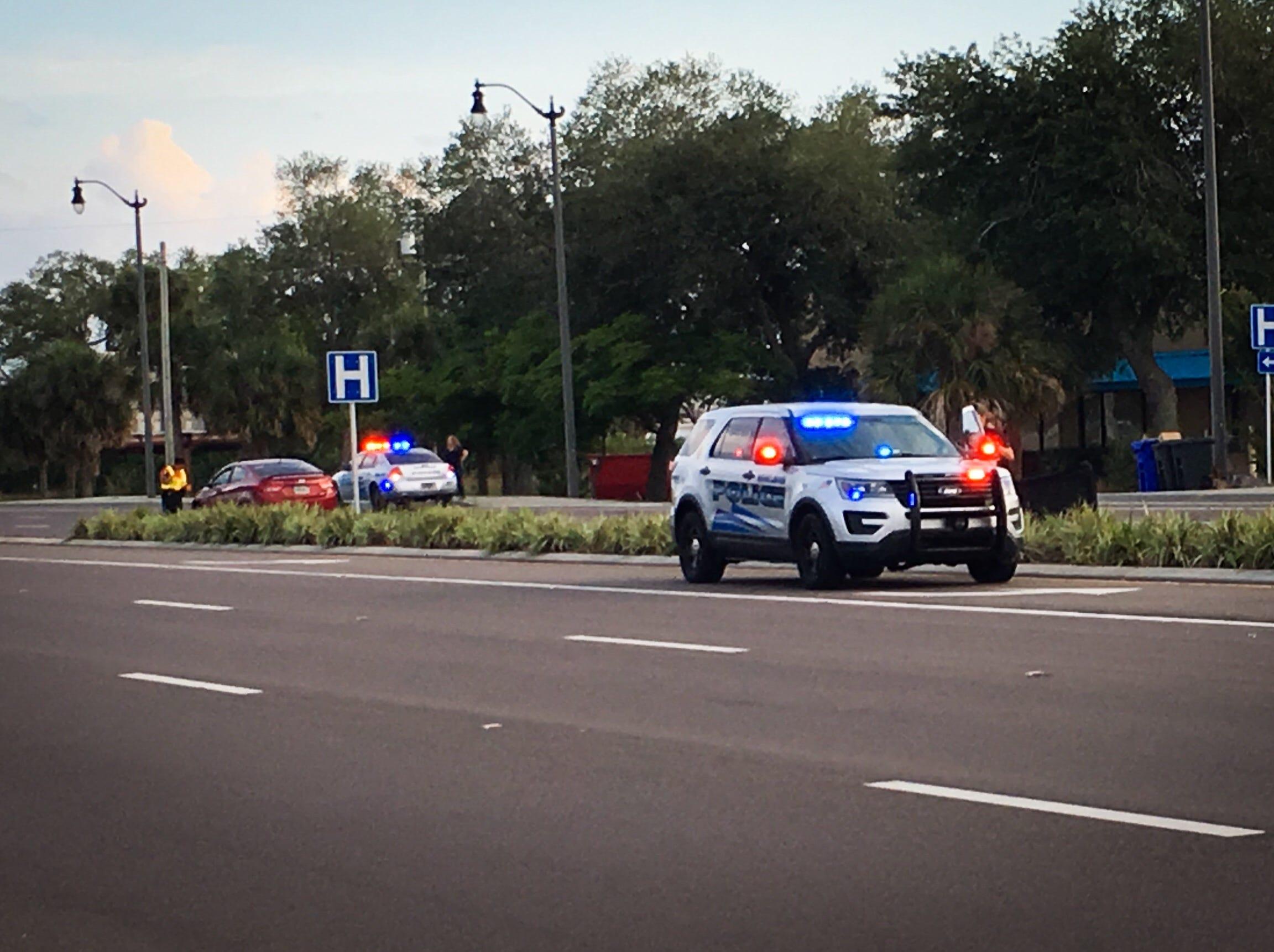 Rockledge police are investigating a crash along U.S. 1 and Florida Avenue.