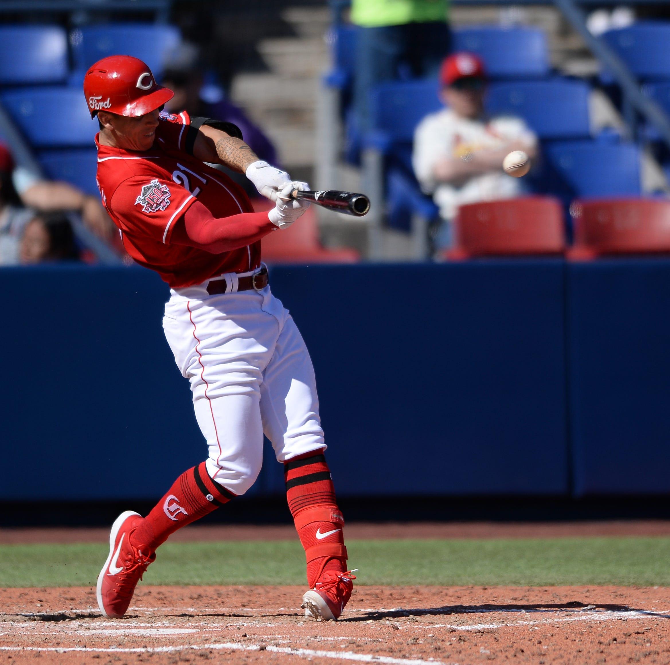 ESPN's Rick Sutcliffe: Michael Lorenzen is Cincinnati Reds' third-best hitter