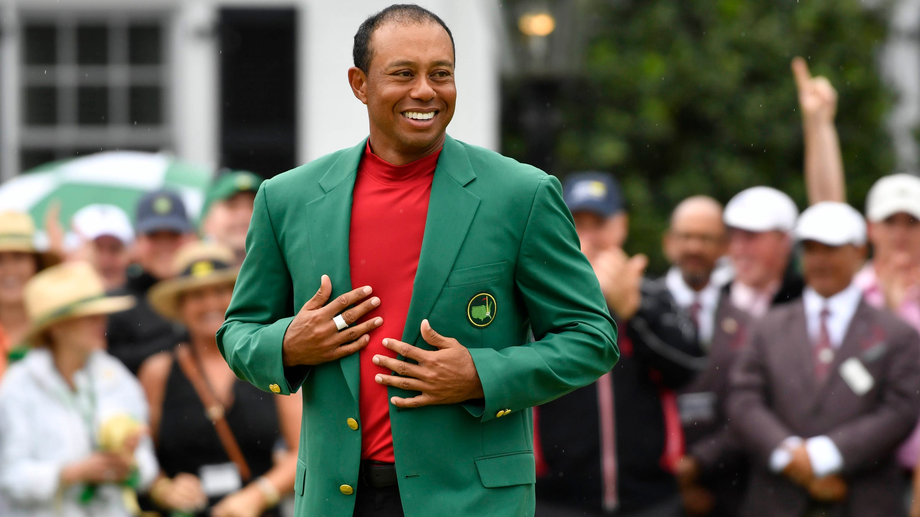 ed28cae9f6ca2 Paul Daugherty  Did you ever think you d see Tiger Woods win the Masters  again  He didn t.