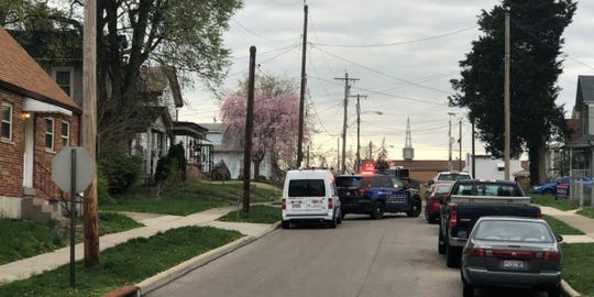 Cincinnati Police and SWAT responded to a home in North College Hill after reports of shots fired.