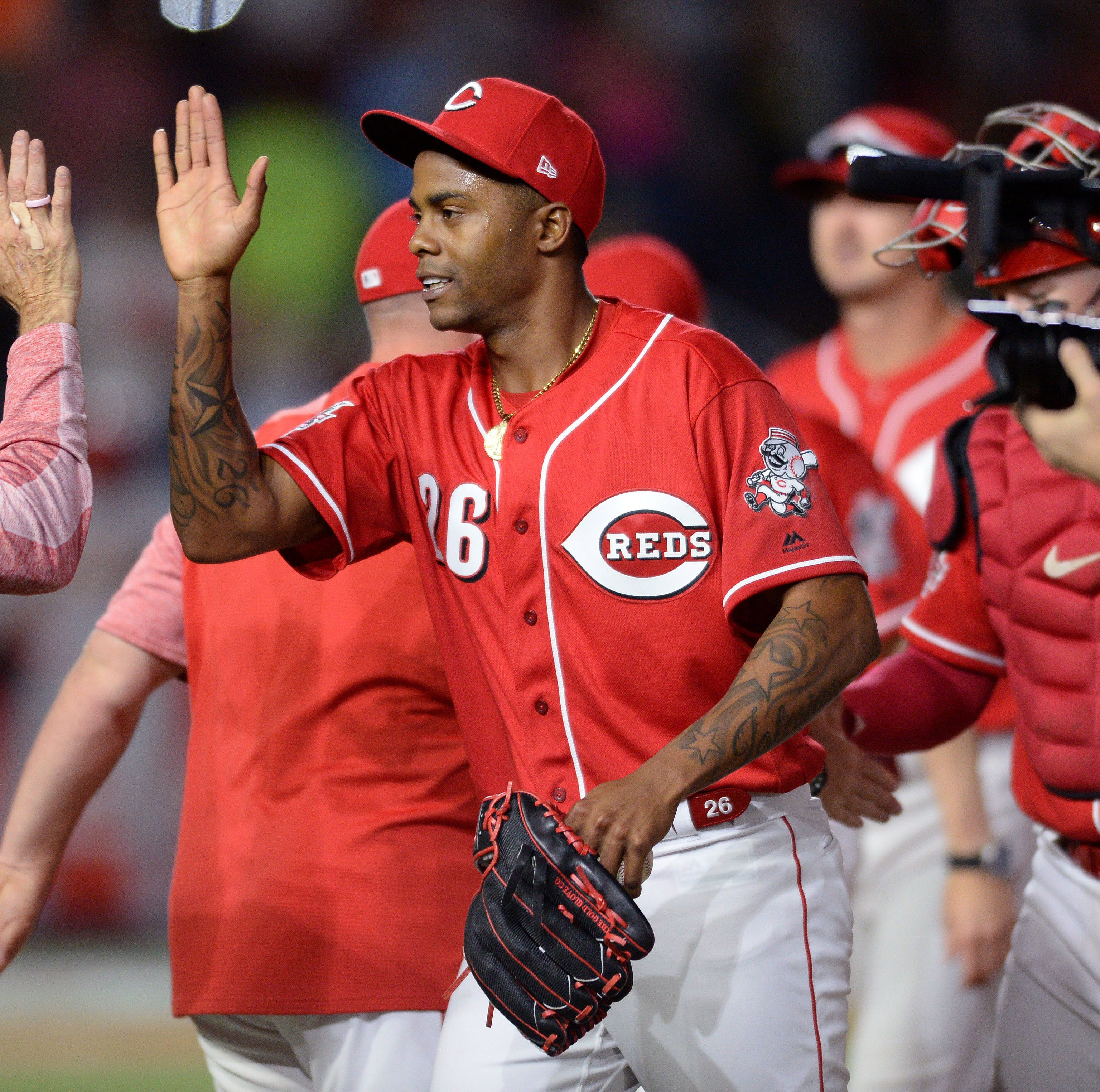 Raisel Iglesias returning to normal is key for Cincinnati Reds' bullpen