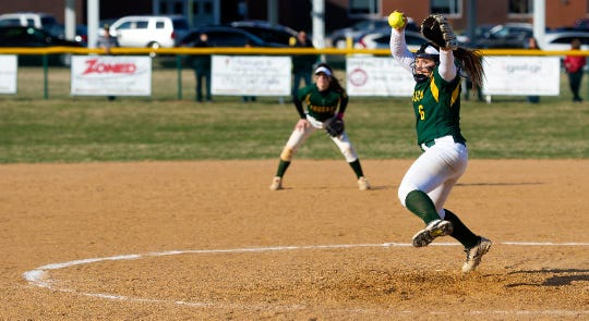 Montgomery's Tori Ferraiolo is the CN Softball Player of the Week
