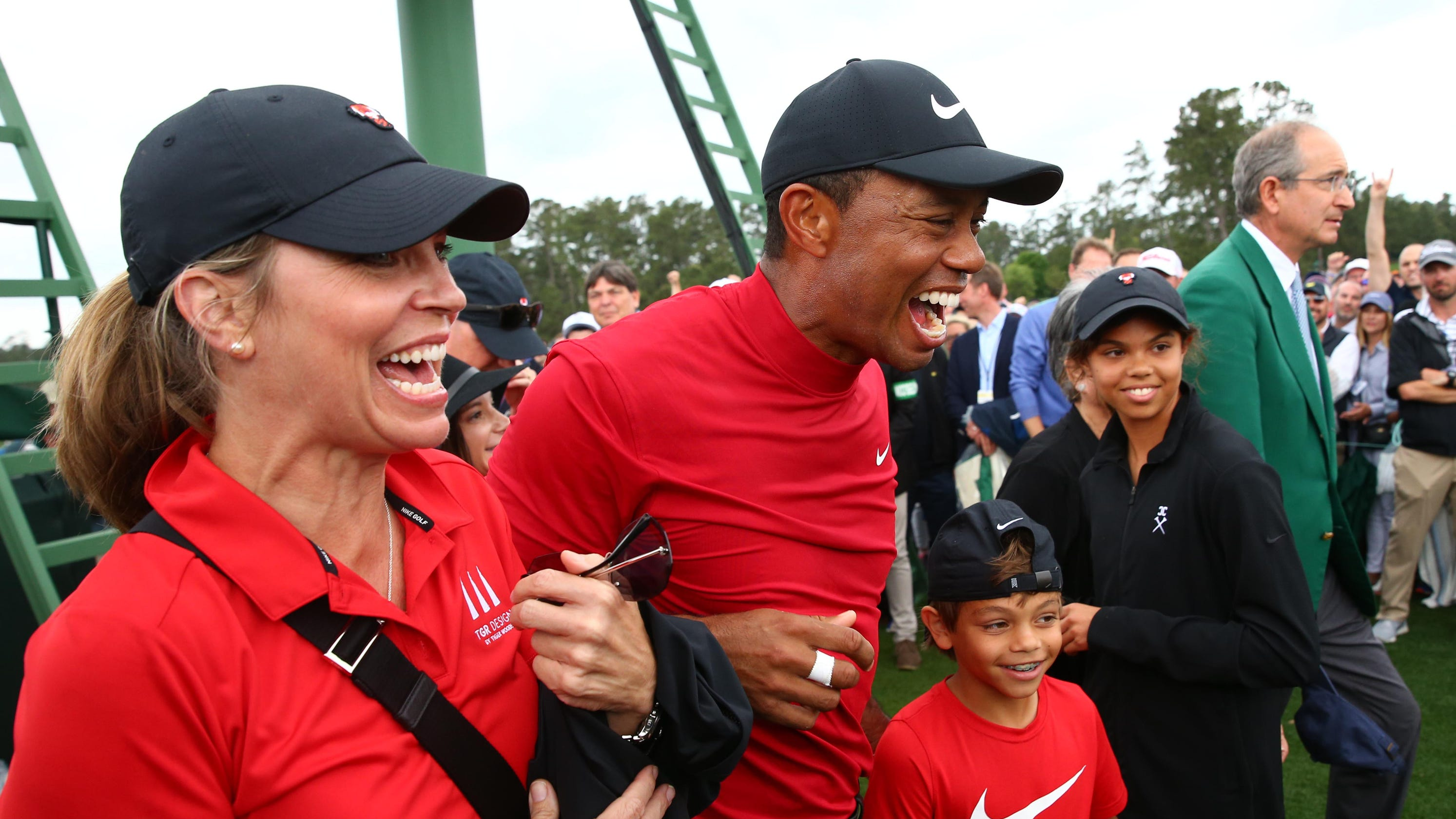 a2eea9d3284d Tiger Woods  Masters win a victory for anybody with flaws — or thinning  hairline