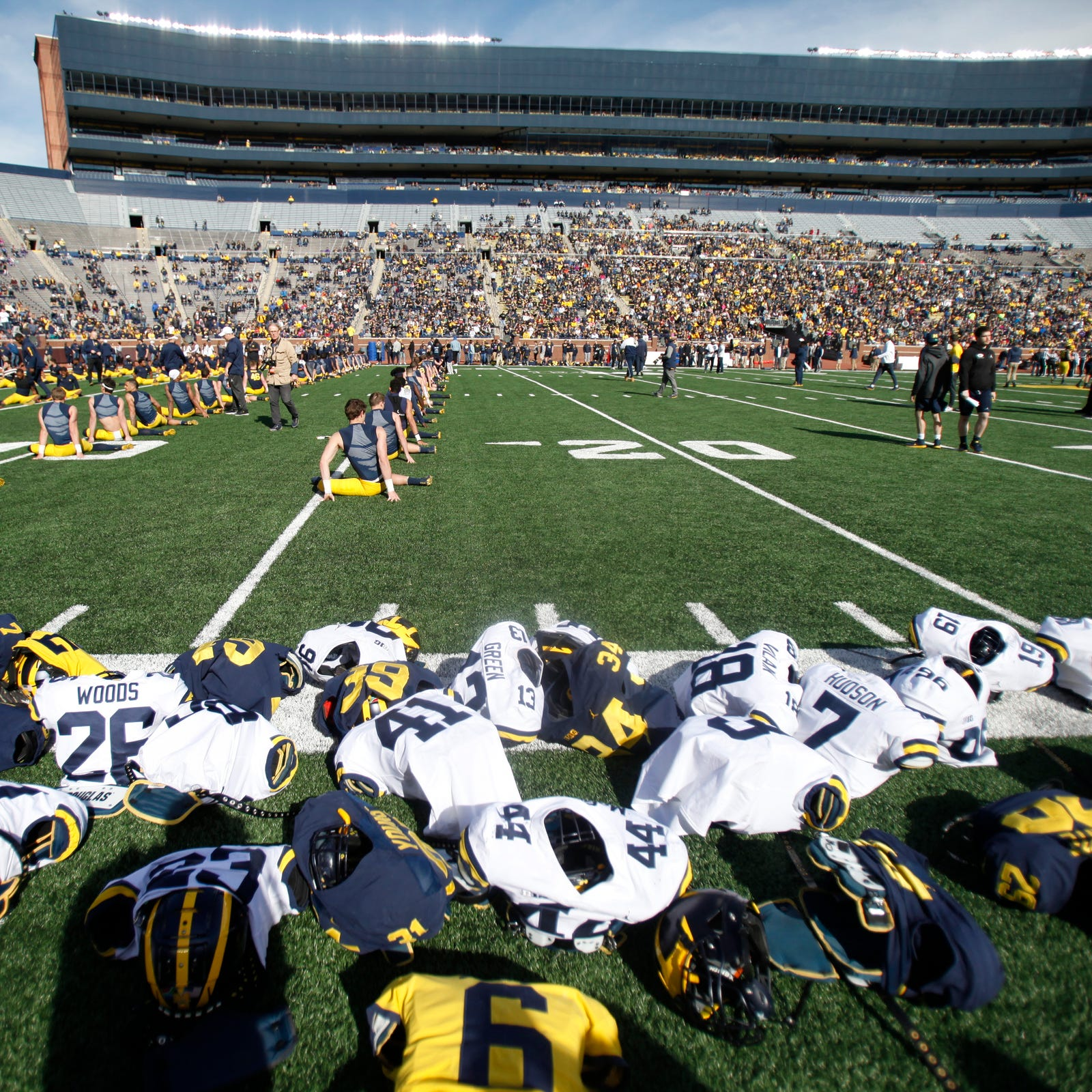 Michigan football recruiting: 2020 receiver Kalil Branham decommits