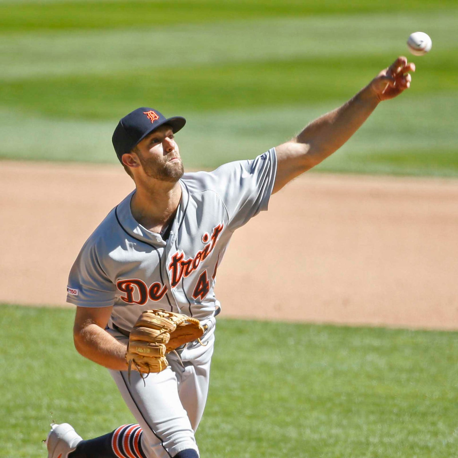 How Detroit Tigers Daniel Norris is finding his rhythm, pitch by pitch