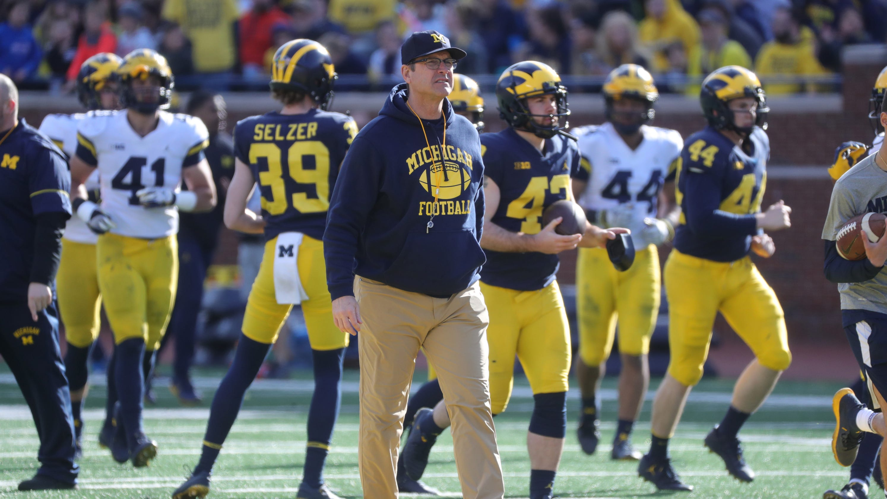 Michigan football recruiting: Team eyes another elite safety