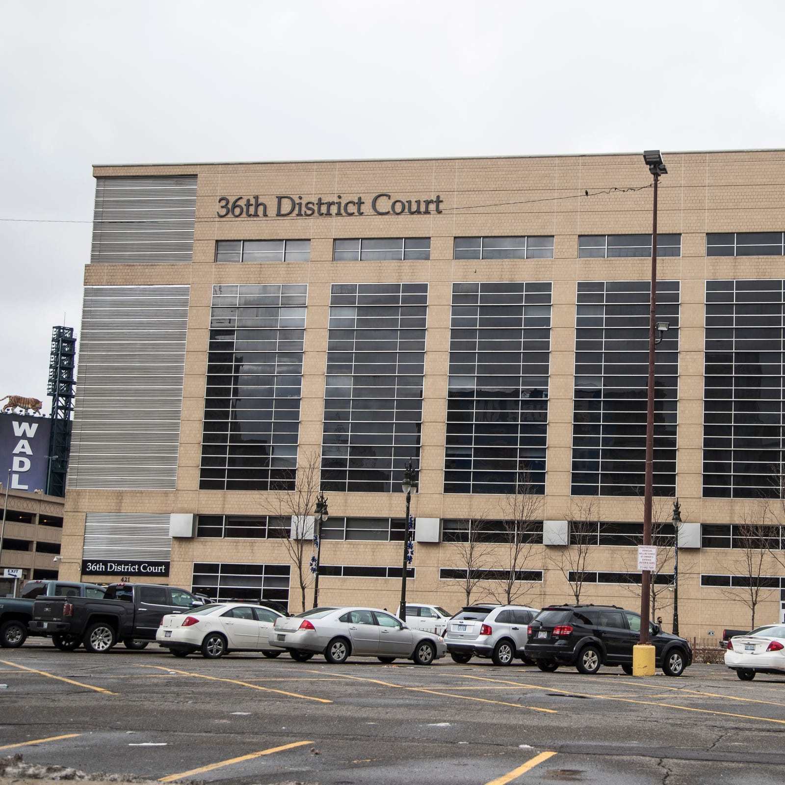 Lawsuit: ACLU says Detroit court's bail system discriminates against poor defendants