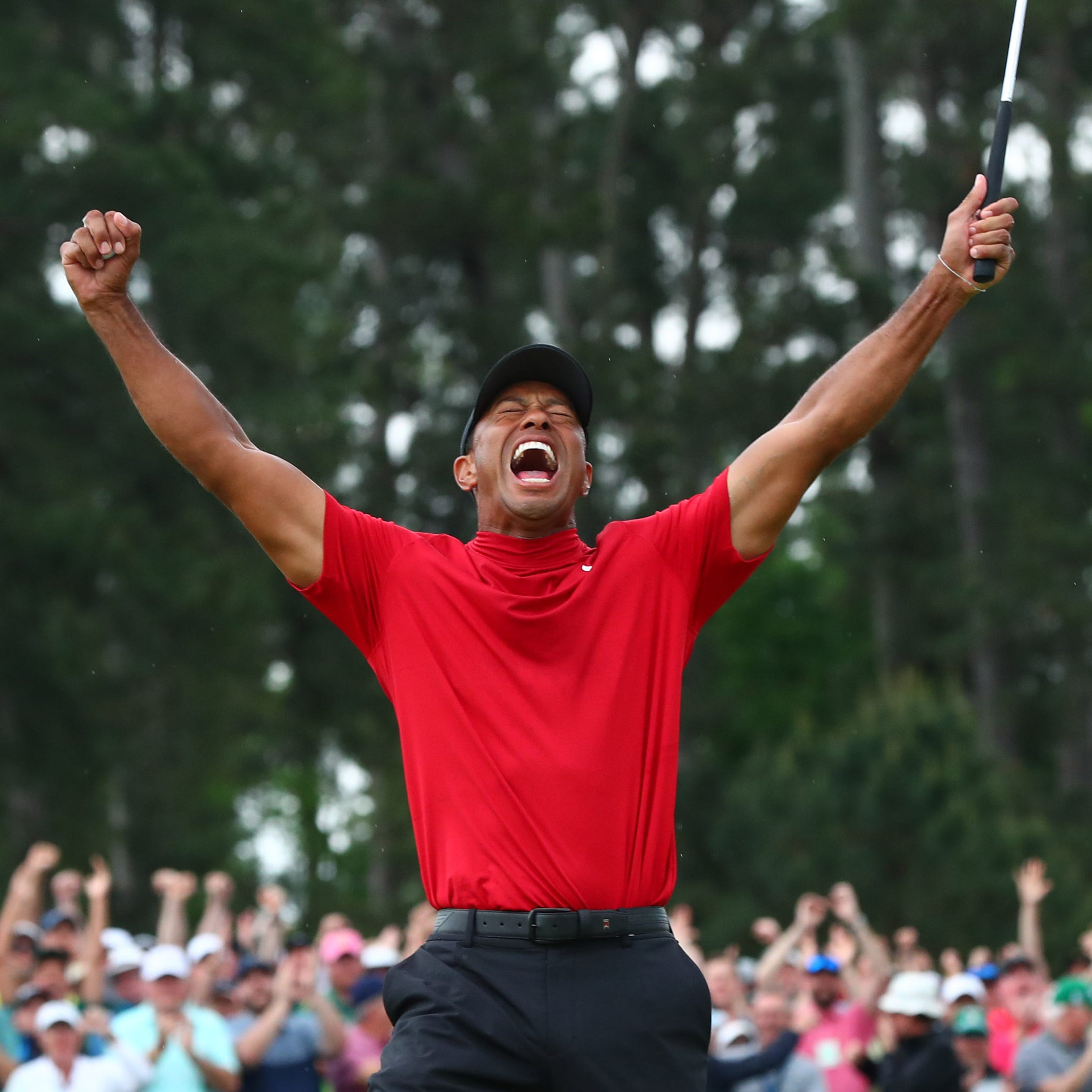 In Mississippi, Georgia and Detroit, I watch Tiger Woods' victory bring Americans together