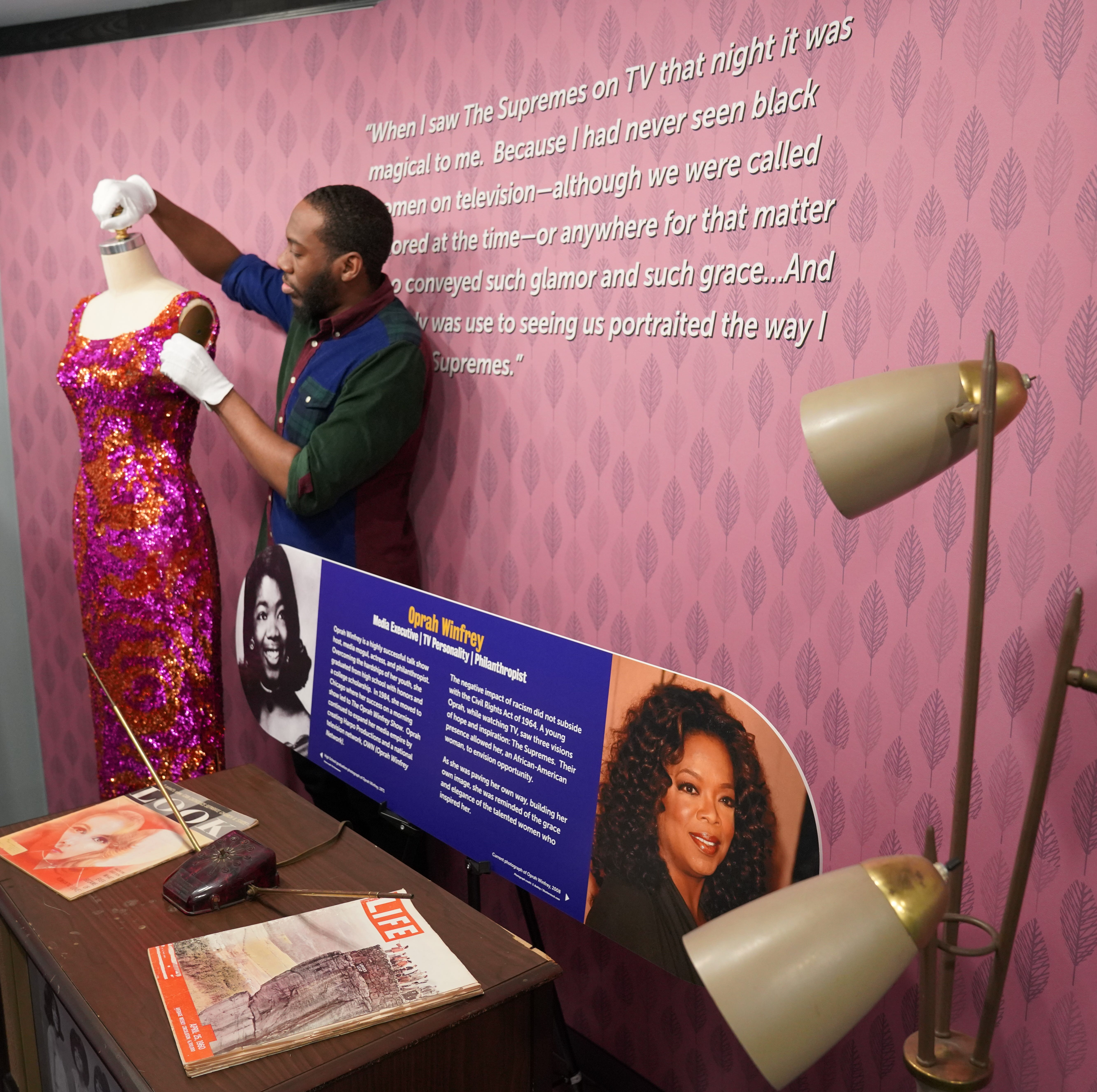 Motown Museum debuts new exhibit, 'Reflections' — and wants your Motown stories too