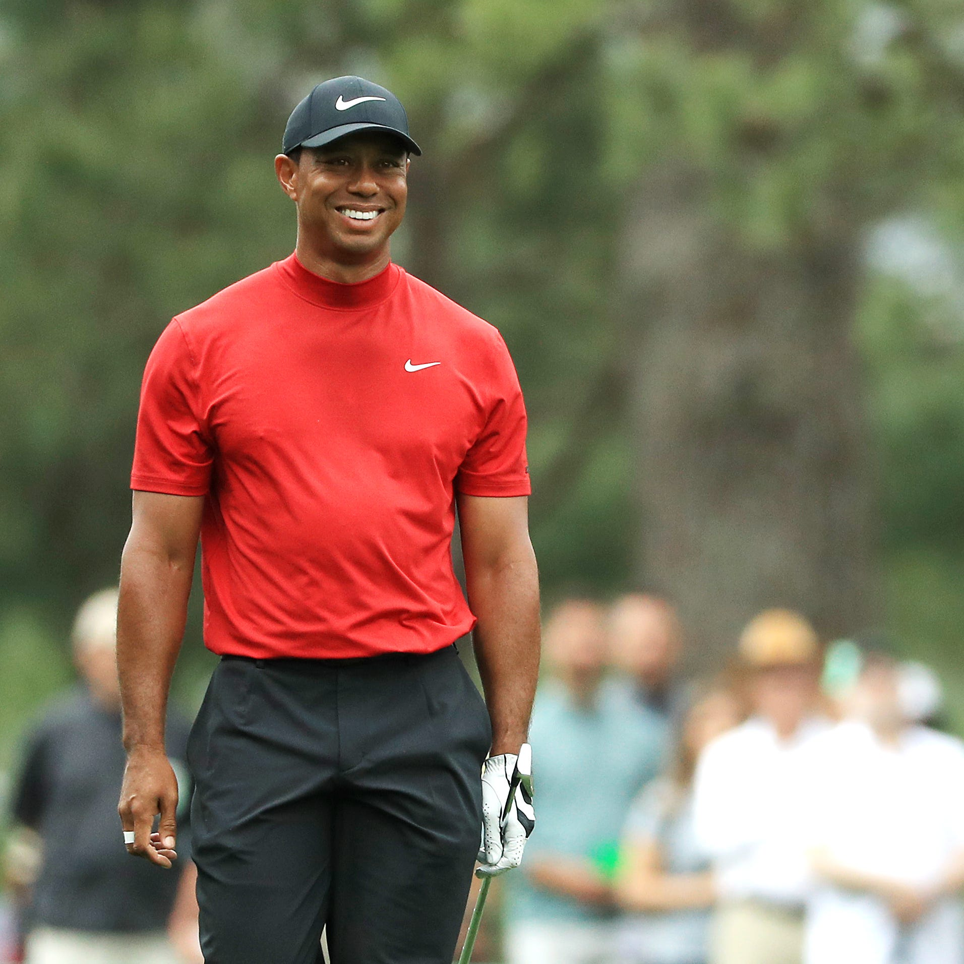 He's back! Tiger Woods wins 2019 Masters, 15th major to complete epic comeback