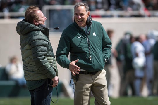 Mark Dantonio's legal headaches could be coming to an end.
