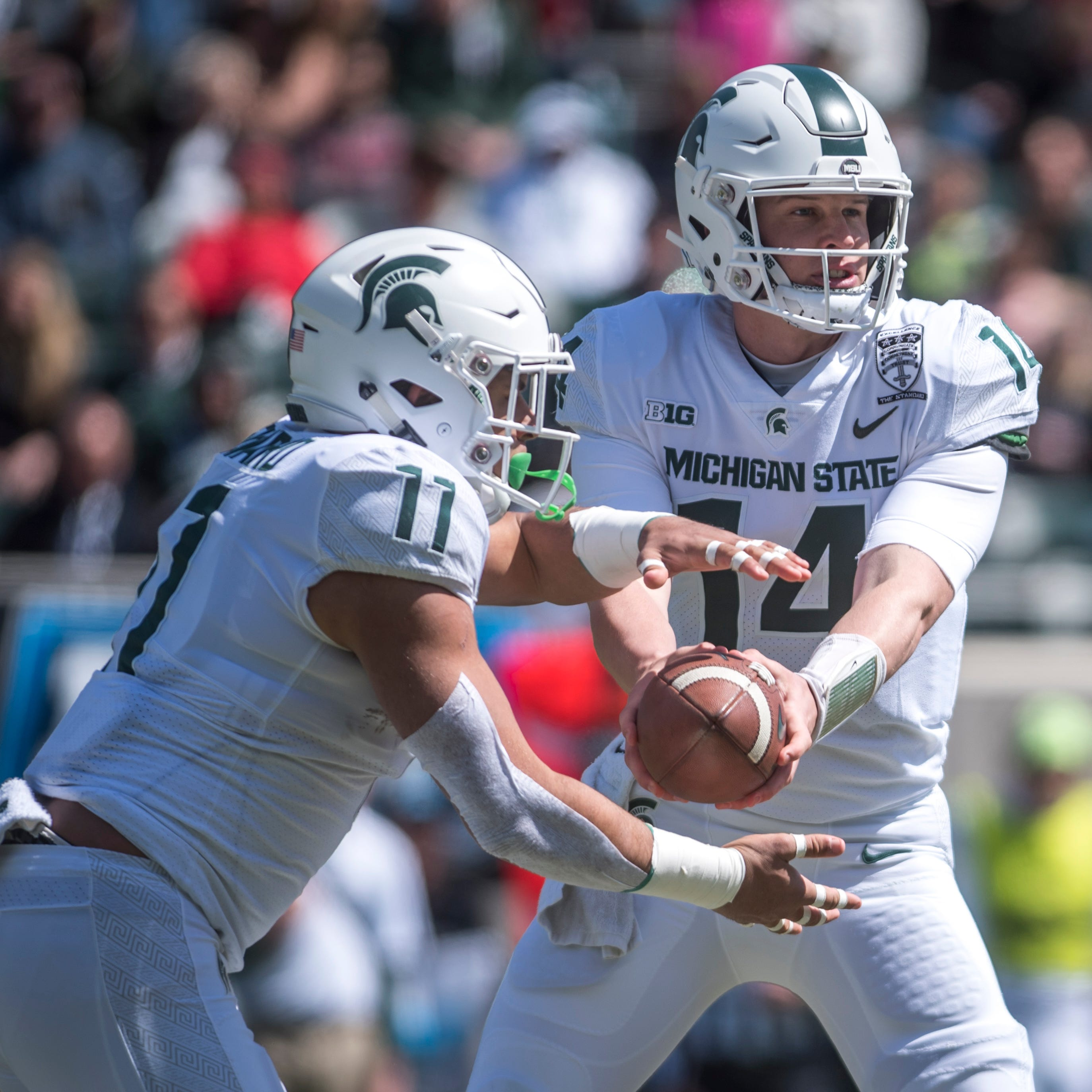 Spartans keep 'newer age offense' under wraps — for now