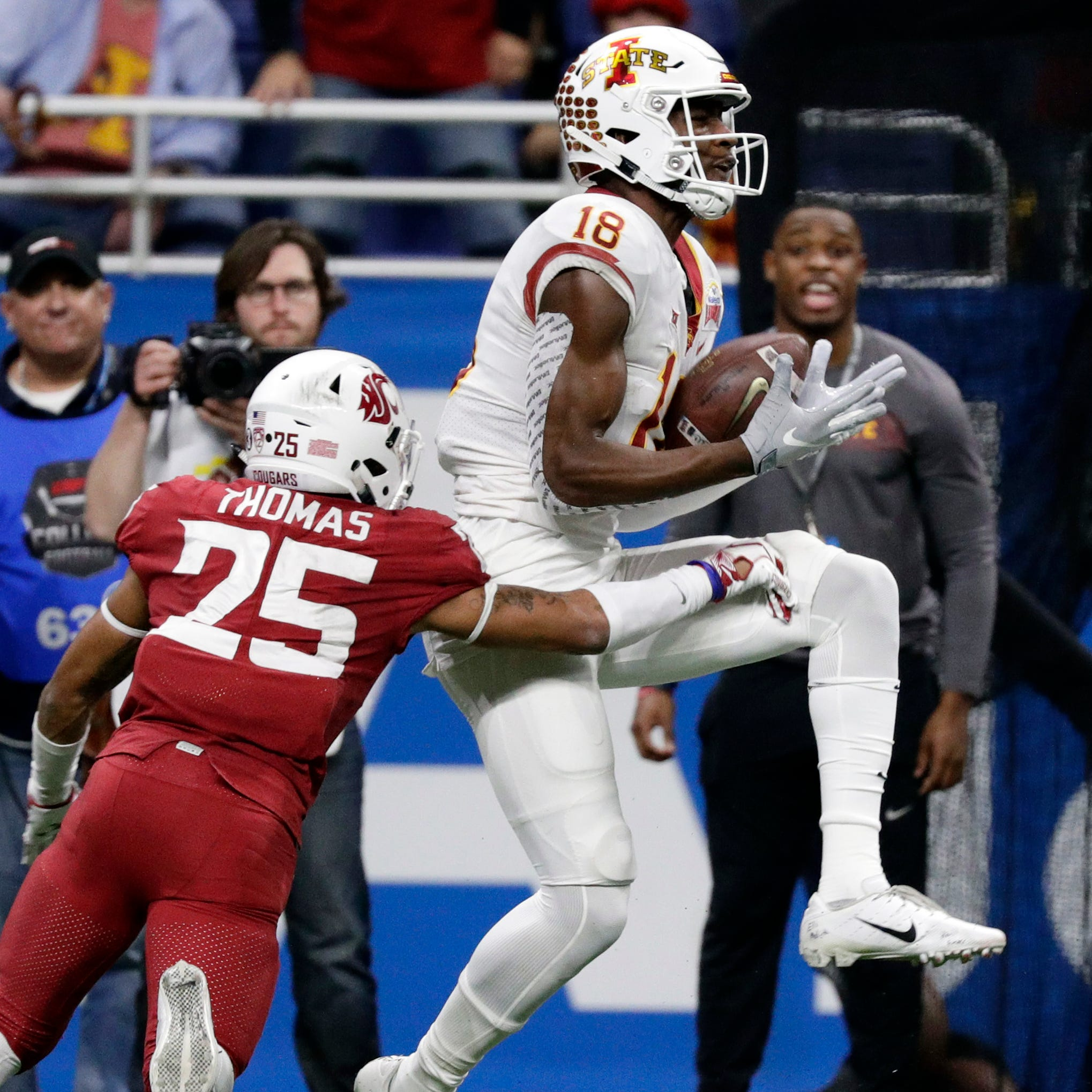 Lions 2019 draft preview: Team has room to upgrade wide receiver corps