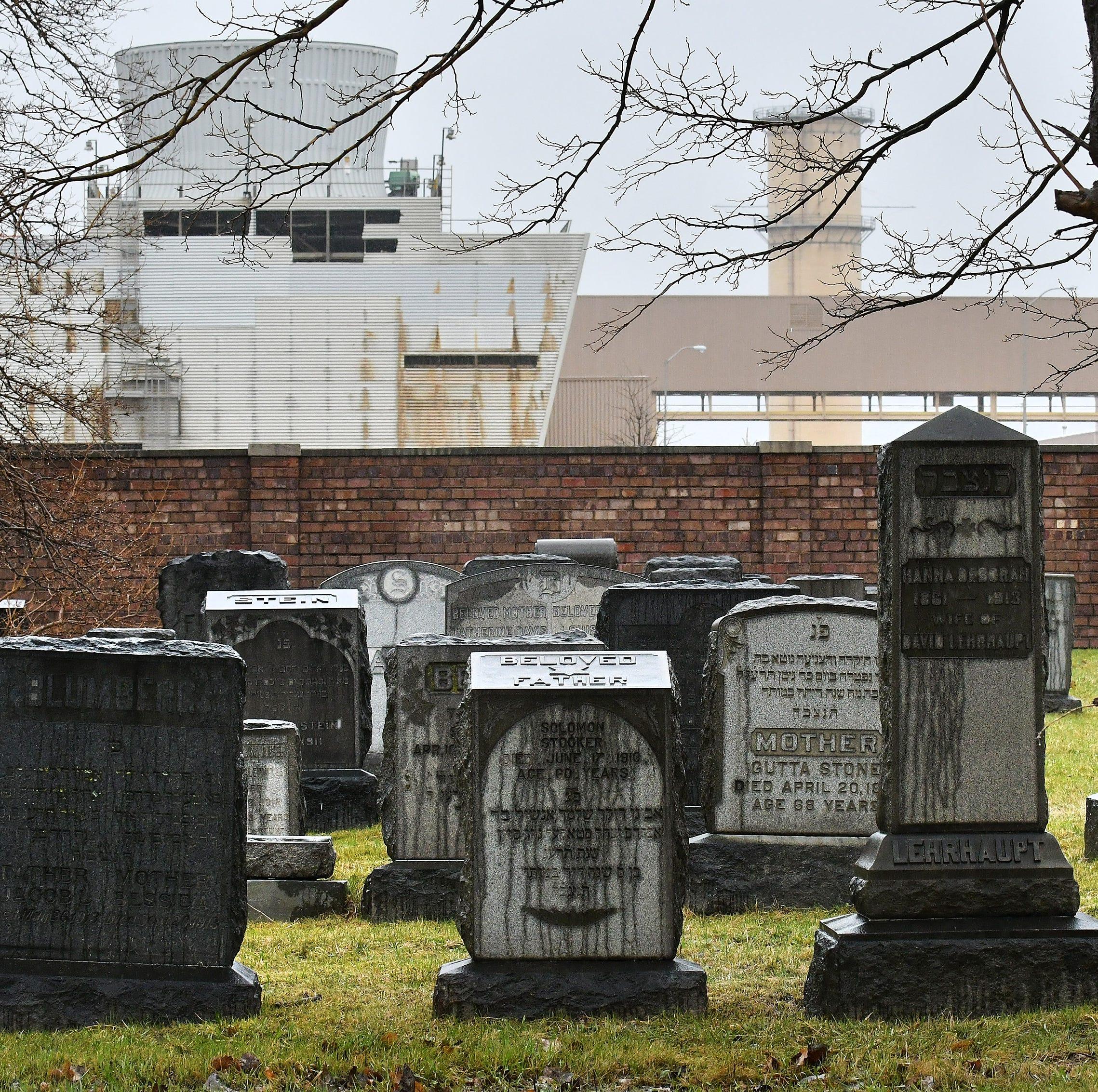 GM plant's pending future puts Jewish cemetery in limbo