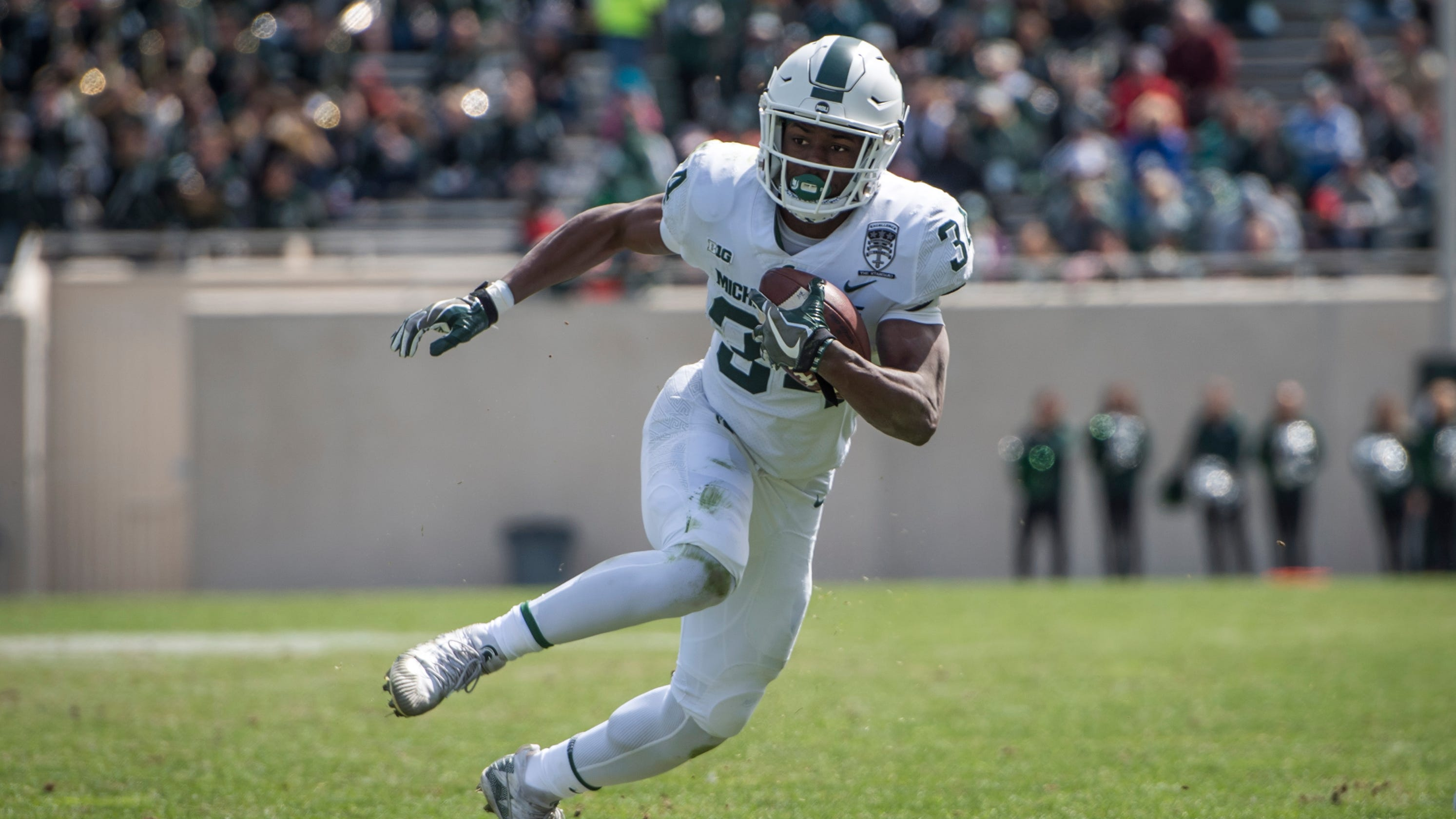 Five who stood out in Michigan State Spartans' spring