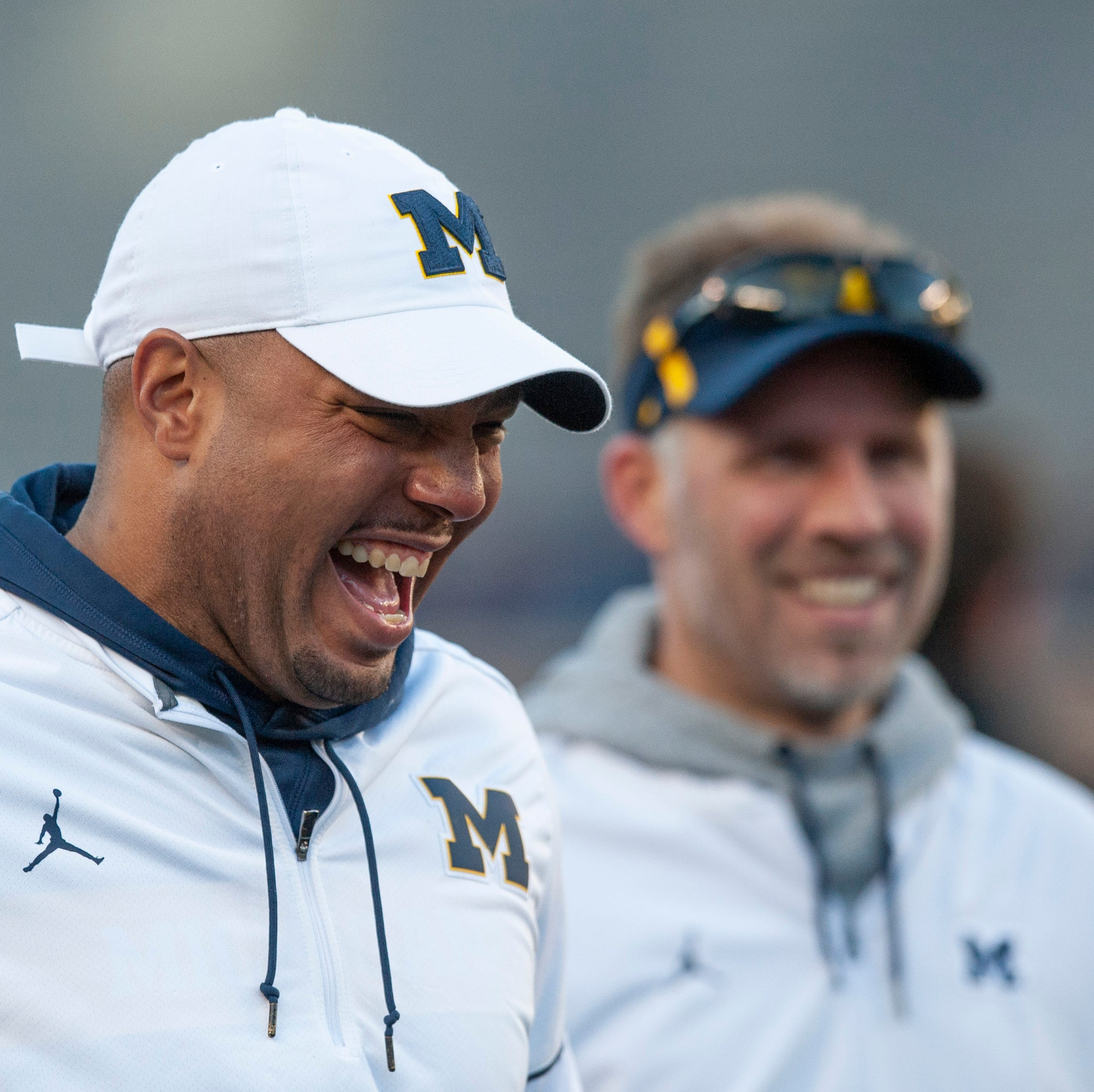 Michigan OC Josh Gattis: Jim Harbaugh now totally hands-off with offense