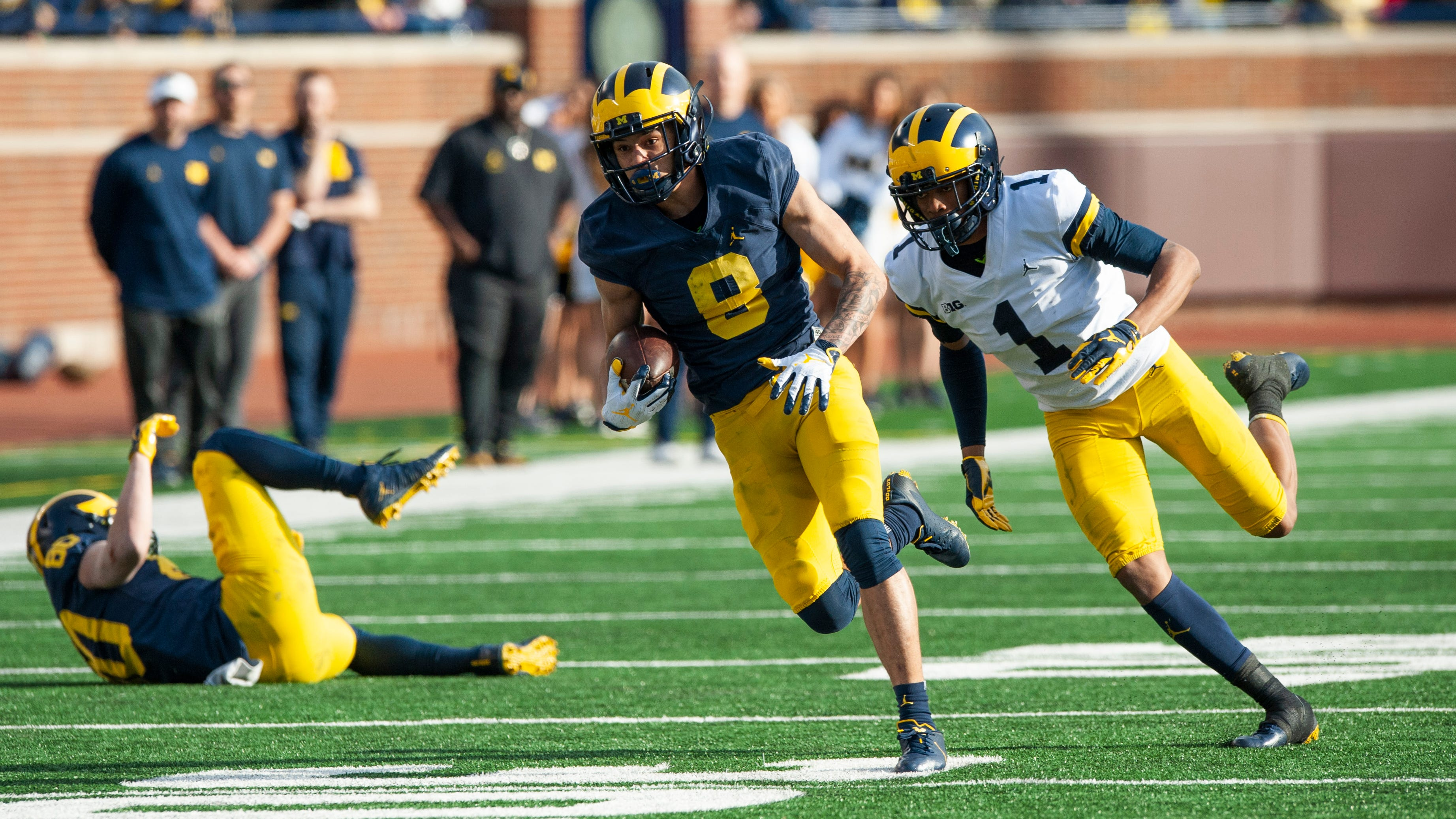 Five players to watch after Michigan's spring game