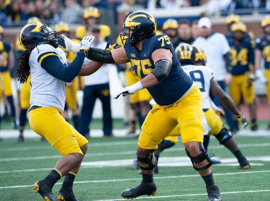 """""""I'm not saying we're perfect, but we're gonna have an identity,"""" Michigan defensive coordinator Don Brown says."""