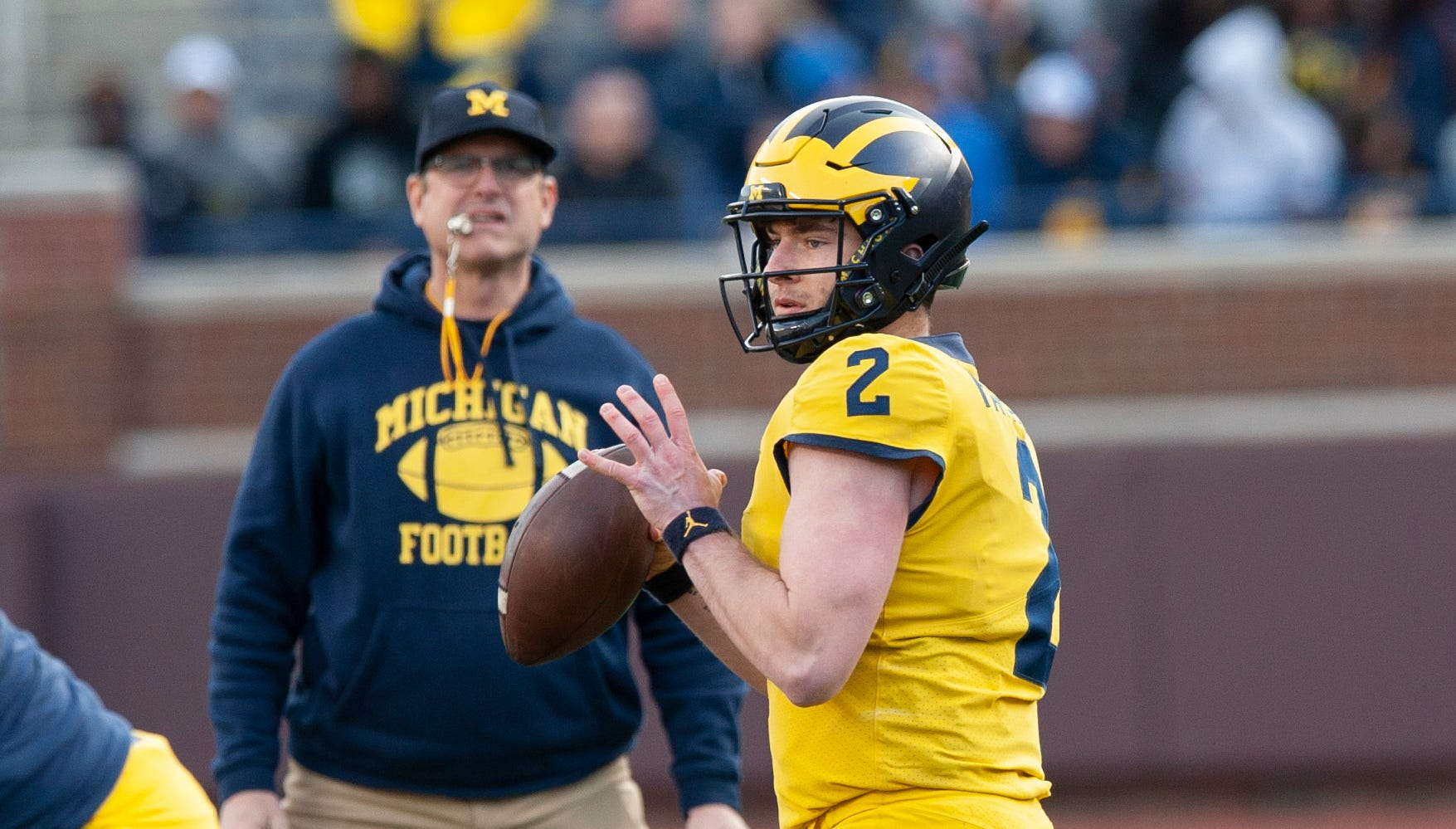 'It's night and day': Michigan QBs spring to life in new offensive scheme