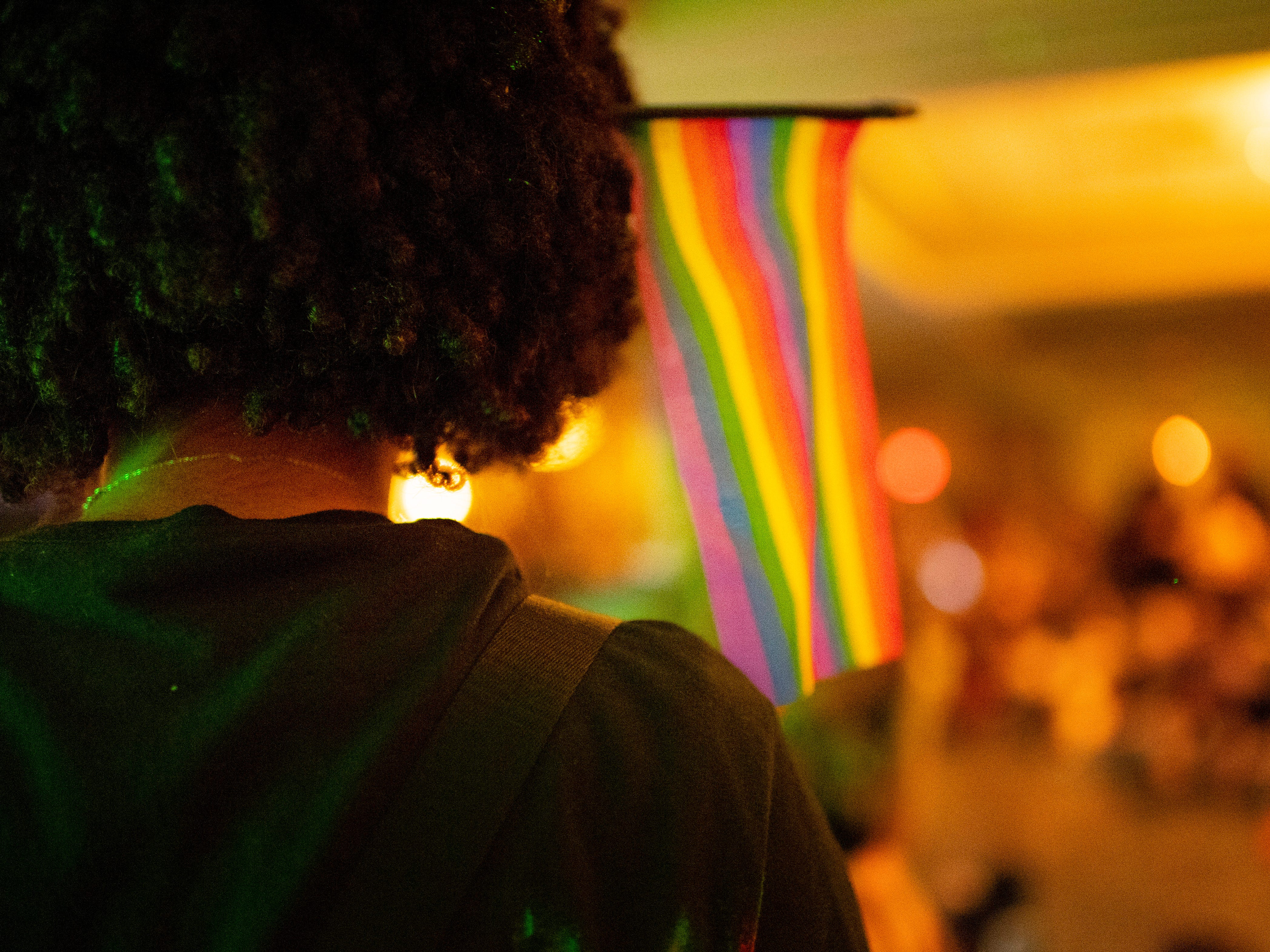 The 18th annual Tri-State Alliance Pride Prom at the Holiday Inn Saturday night.