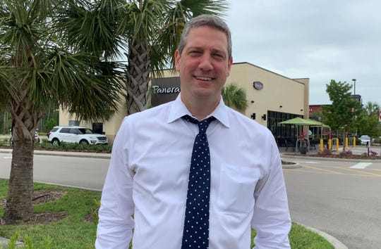 U.S. Representative Tim Ryan of Ohio has announced he is running for the Democrat Party nomination for president in 2020. He was in Southwest Florida recently on a fundraising trip.