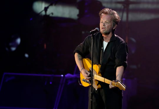 "John Mellencamp had a sellout crowd at the Weidner Center singing along to classic hits ""Jack & Diane,"" ""Pink Houses"" and ""Small Town"" on Saturday night."
