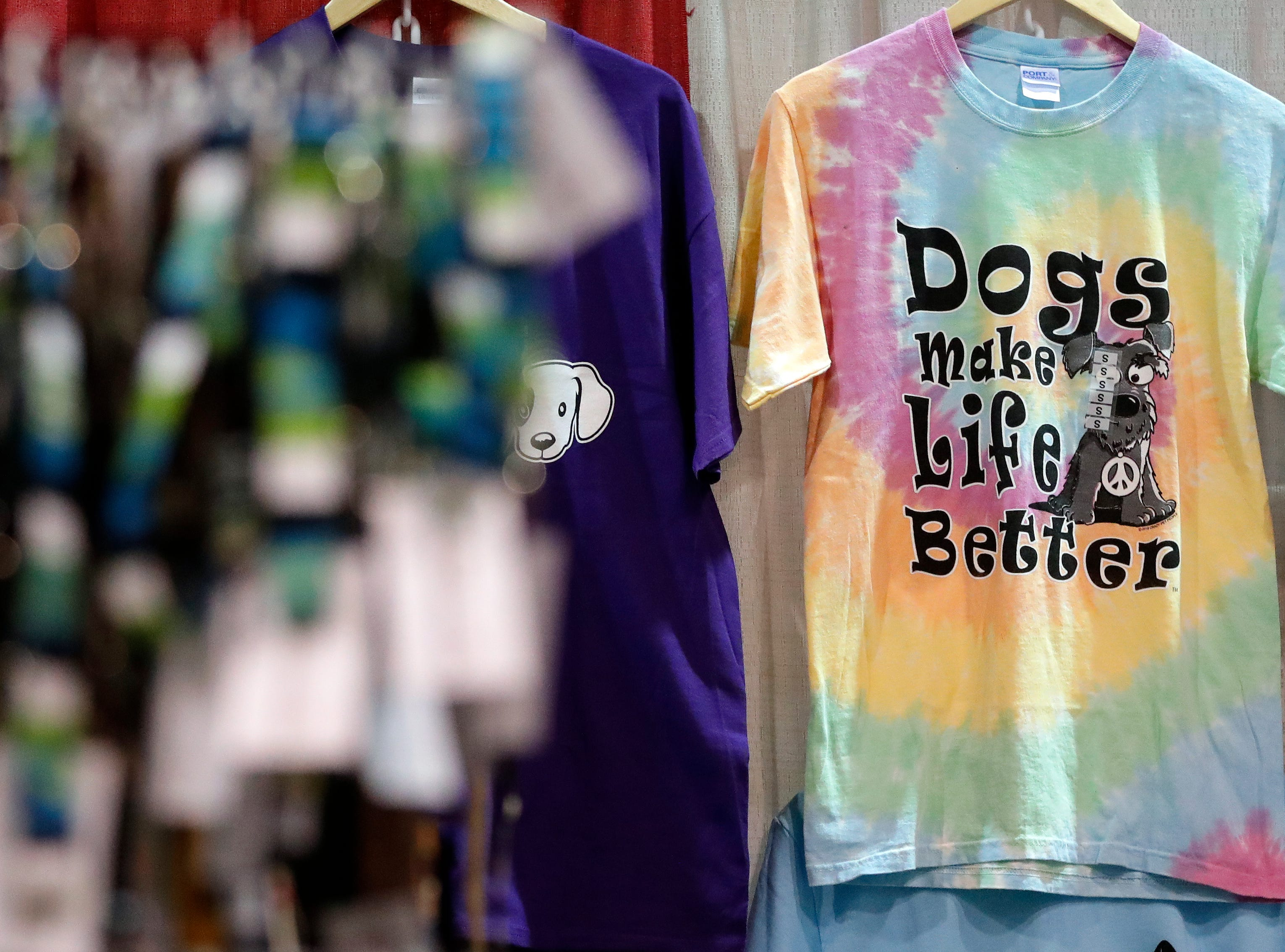 The WBAY Pet Expo is being held April 12-14, 2019 at Brown County Veterans Memorial Arena and Shopko Hall in Ashwaubenon, Wis. The expo is the last event to be held at the arena before it is demolished.
