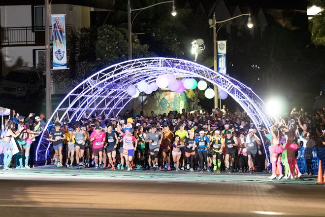 More than 4,000 people turned out for the 2019 United Guam Marathon.