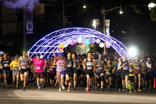 Guam Sports Events Inc. and United Airlines announced the 2020 United Airlines Guam Marathon is going virtual.