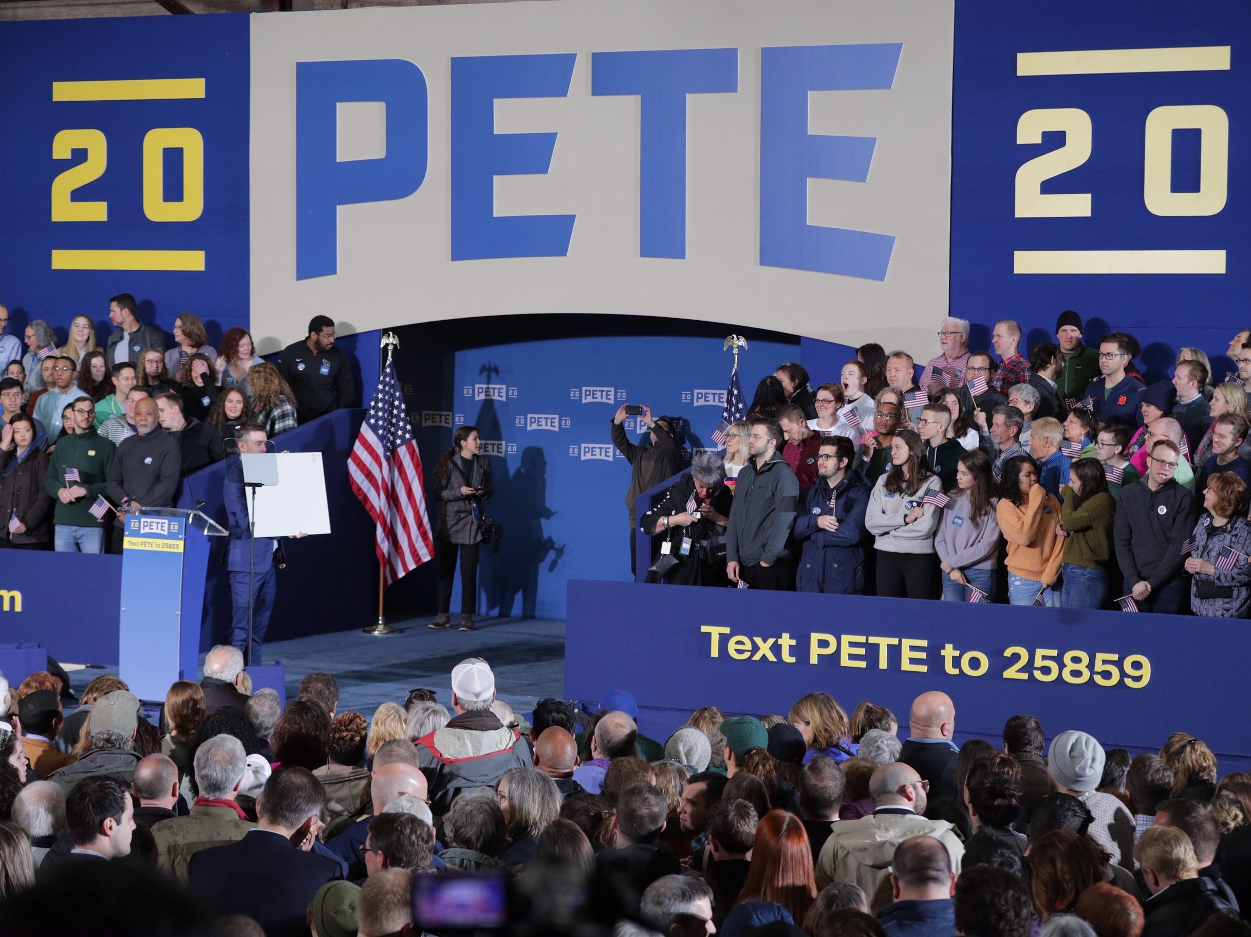 South Bend Mayor Pete Buttigieg announced that he's officially running for president, topping off a week of heightened media attention.