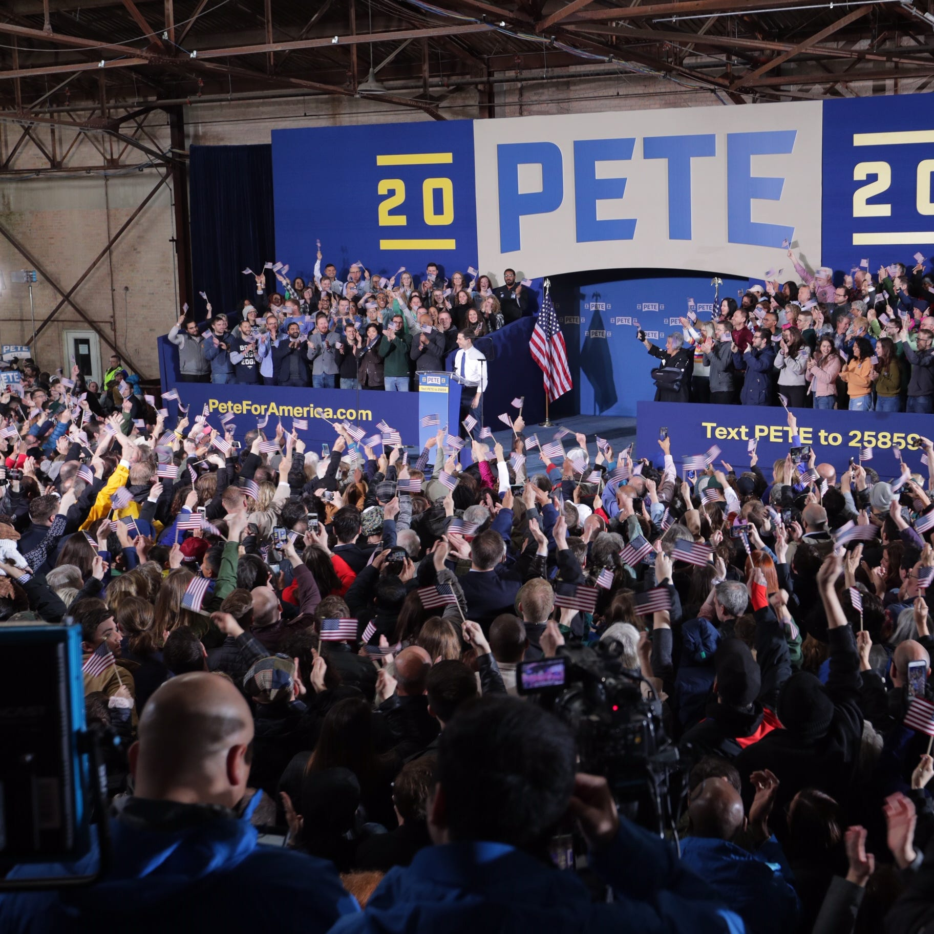 GOP, supporters and celebs react to Pete Buttigieg's 2020 presidential bid announcement