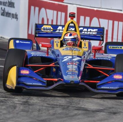 IndyCar: Alexander Rossi obliterates field in second straight win at Long Beach