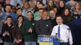 On a rainy afternoon in South Bend, Mayor Pete Buttigieg announced that he is joining several others in seeking the Democratic nomination for President.
