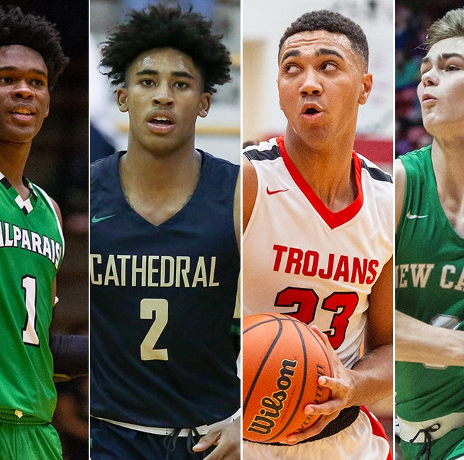 Here are the four finalists for 2019 IndyStar Mr. Basketball award