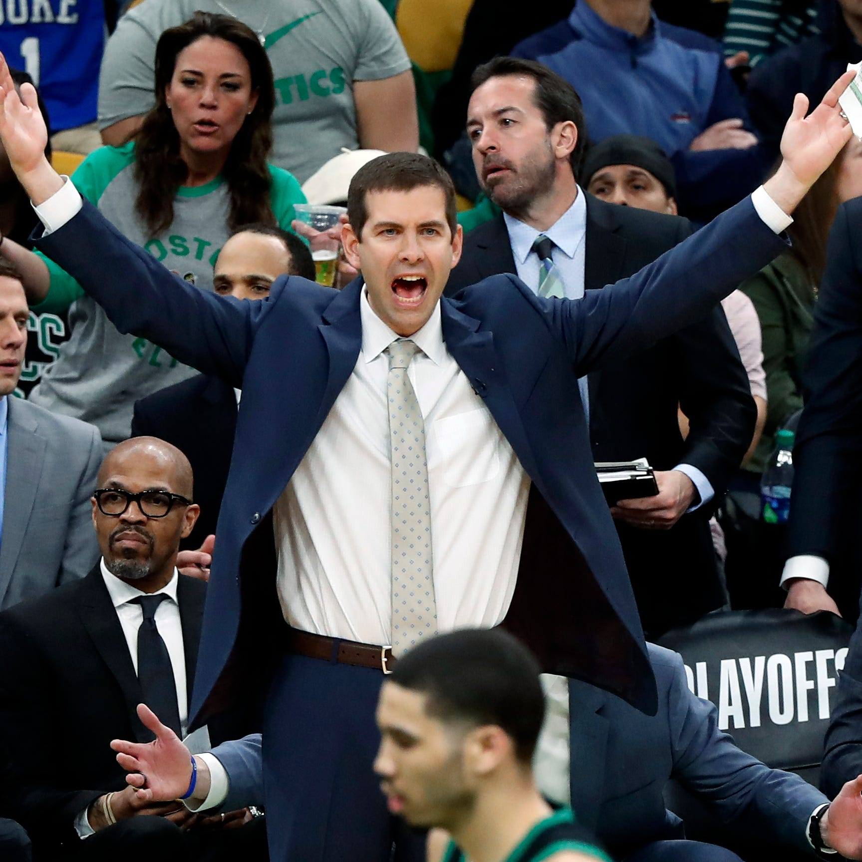 Doyel: Haunted by Final Four 'regrets' at Butler, Brad Stevens seeks title with Celtics