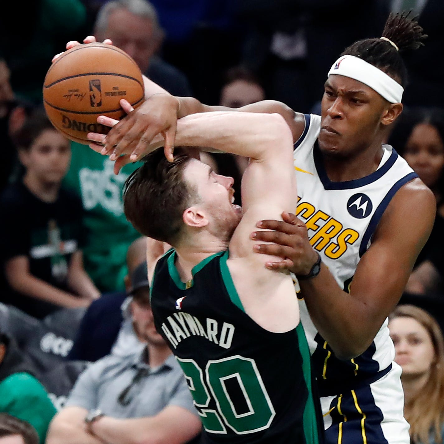 Insider: Why the Pacers Myles Turner (and Thad Young) got snubbed for All-Defense team