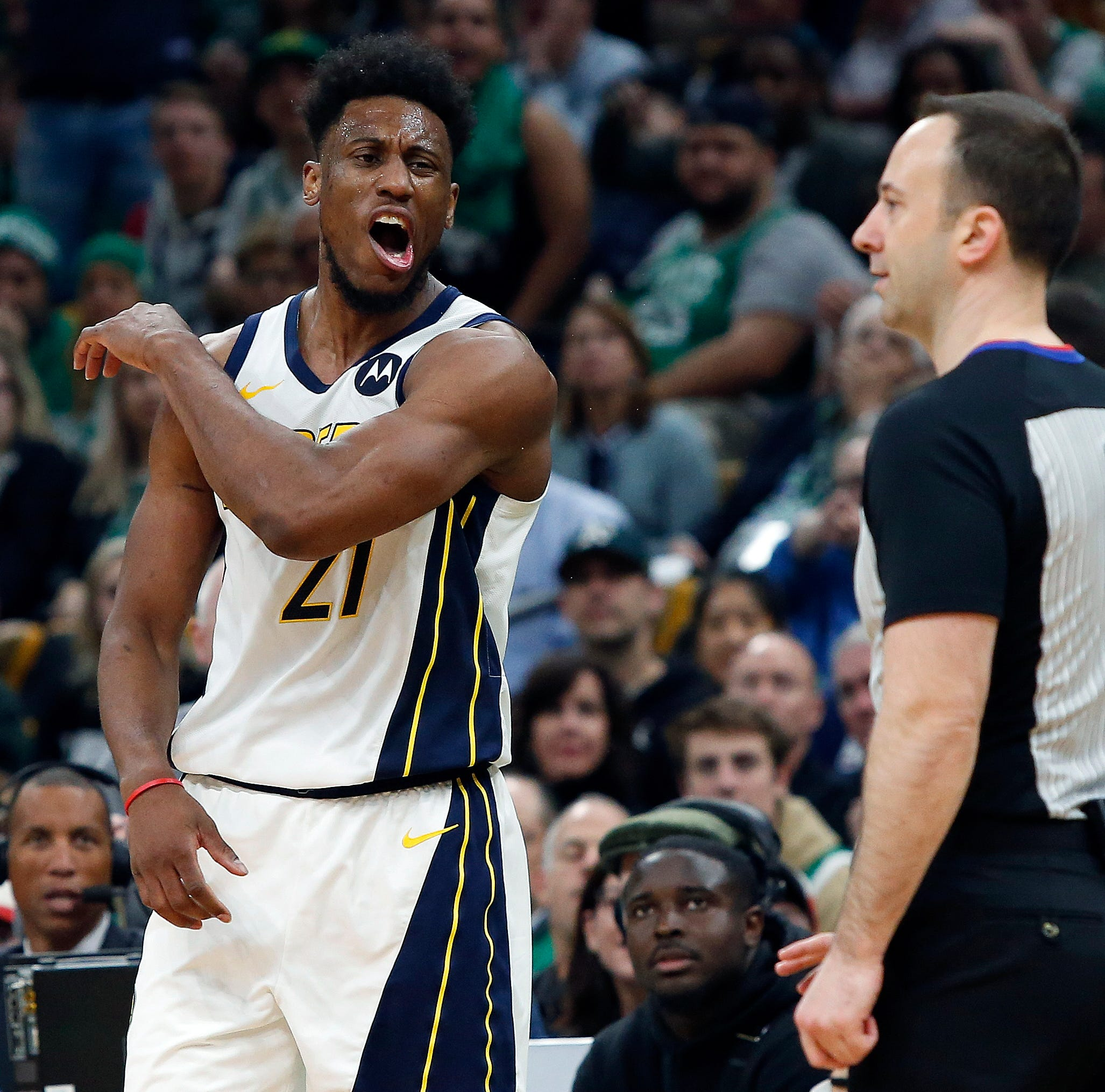 While Pacers' defense up to challenge, more offense required to contend with Celtics