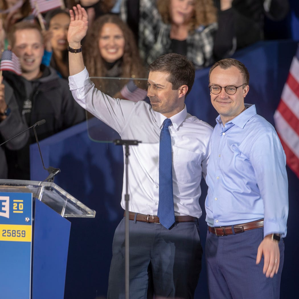 Pete and Chasten Buttigieg have very different inauguration music ideas