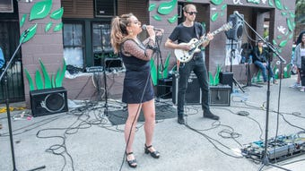 Check out Record Store Day performances at Irvington Vinyl & Books, Square Cat Vinyl, Luna Music and Indy CD & Vinyl.