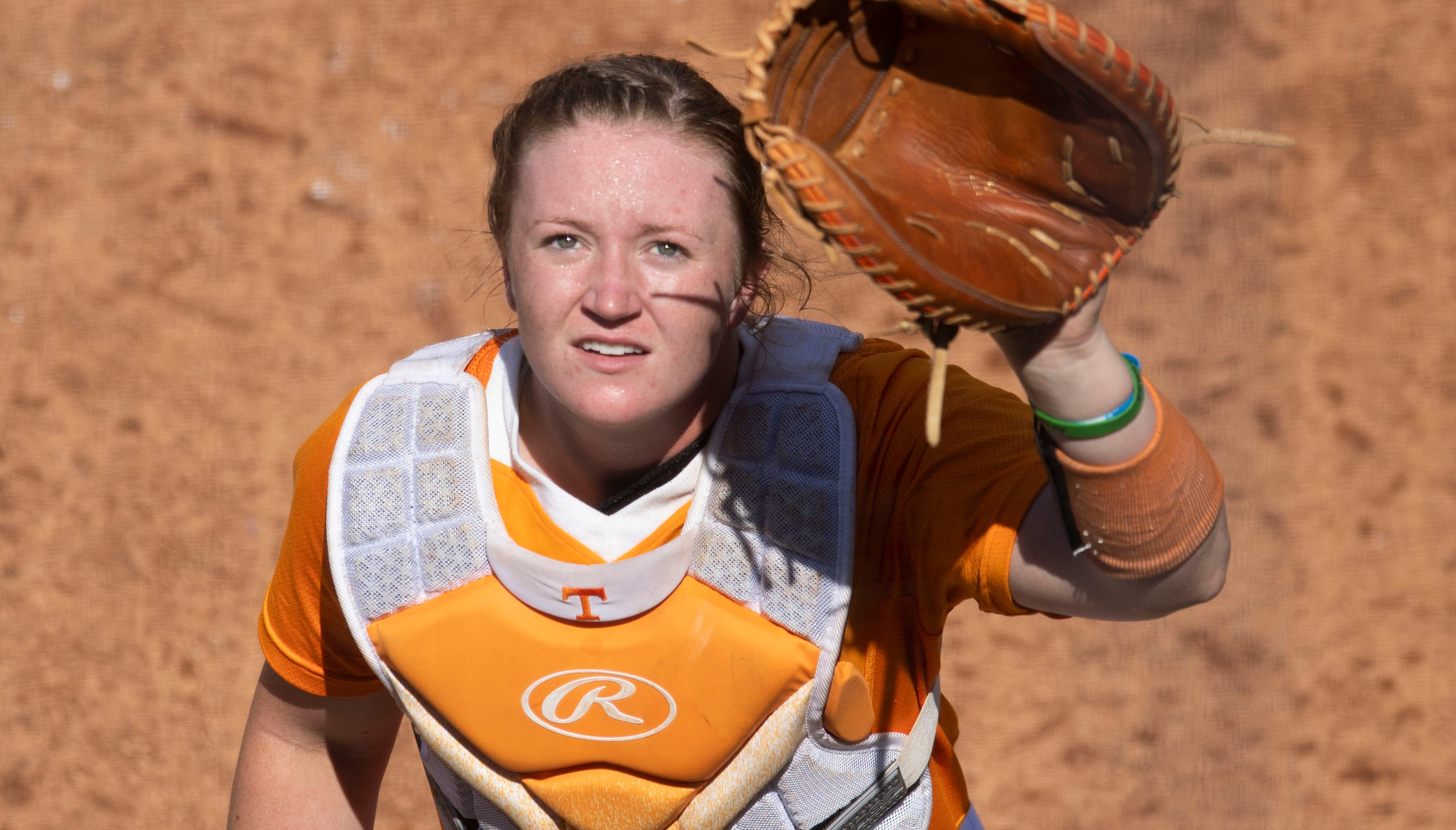 Tennessee softball: Kaili Phillips a fit as a catcher with ...