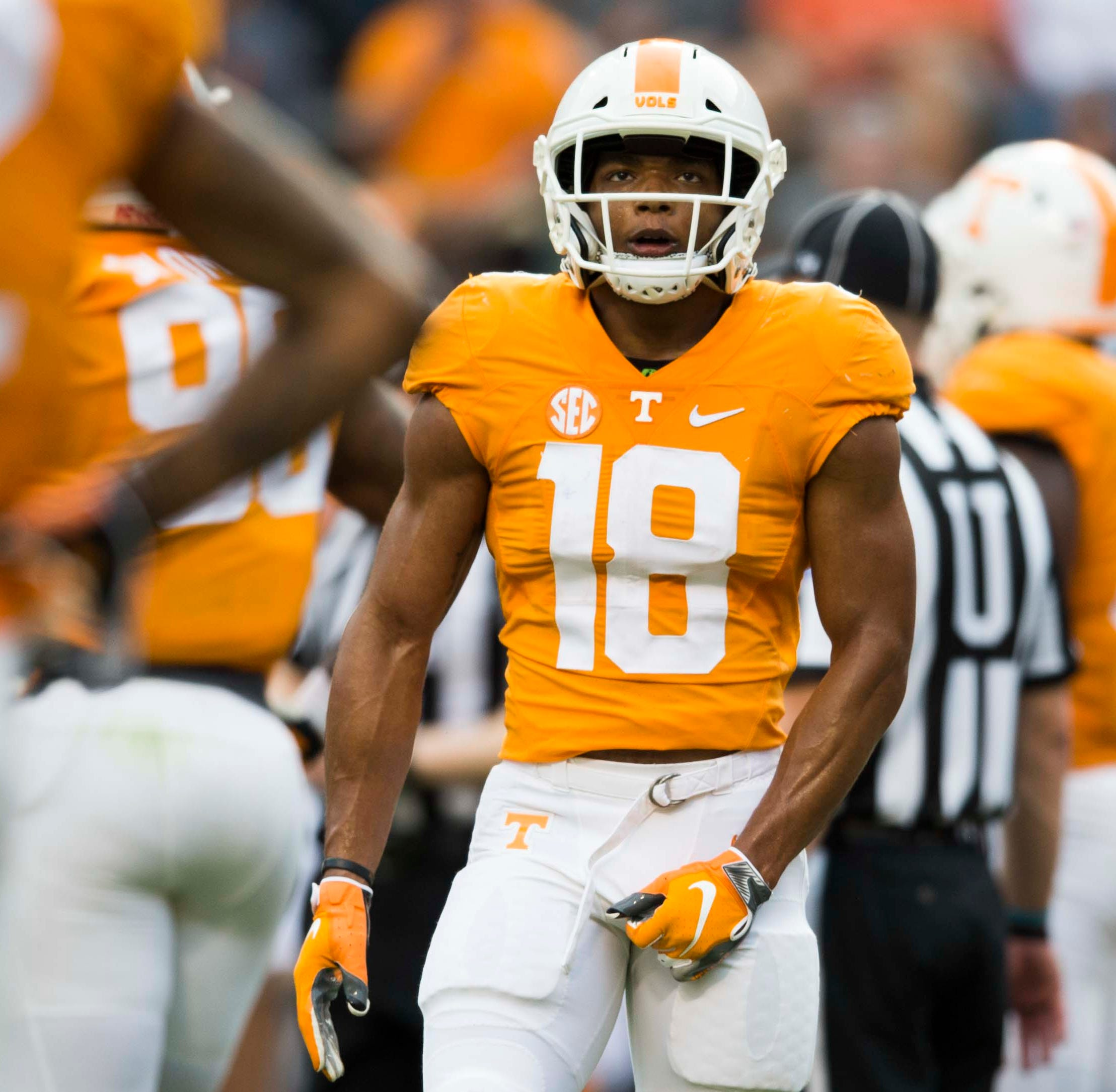 Will Tennessee football's Nigel Warrior change positions?