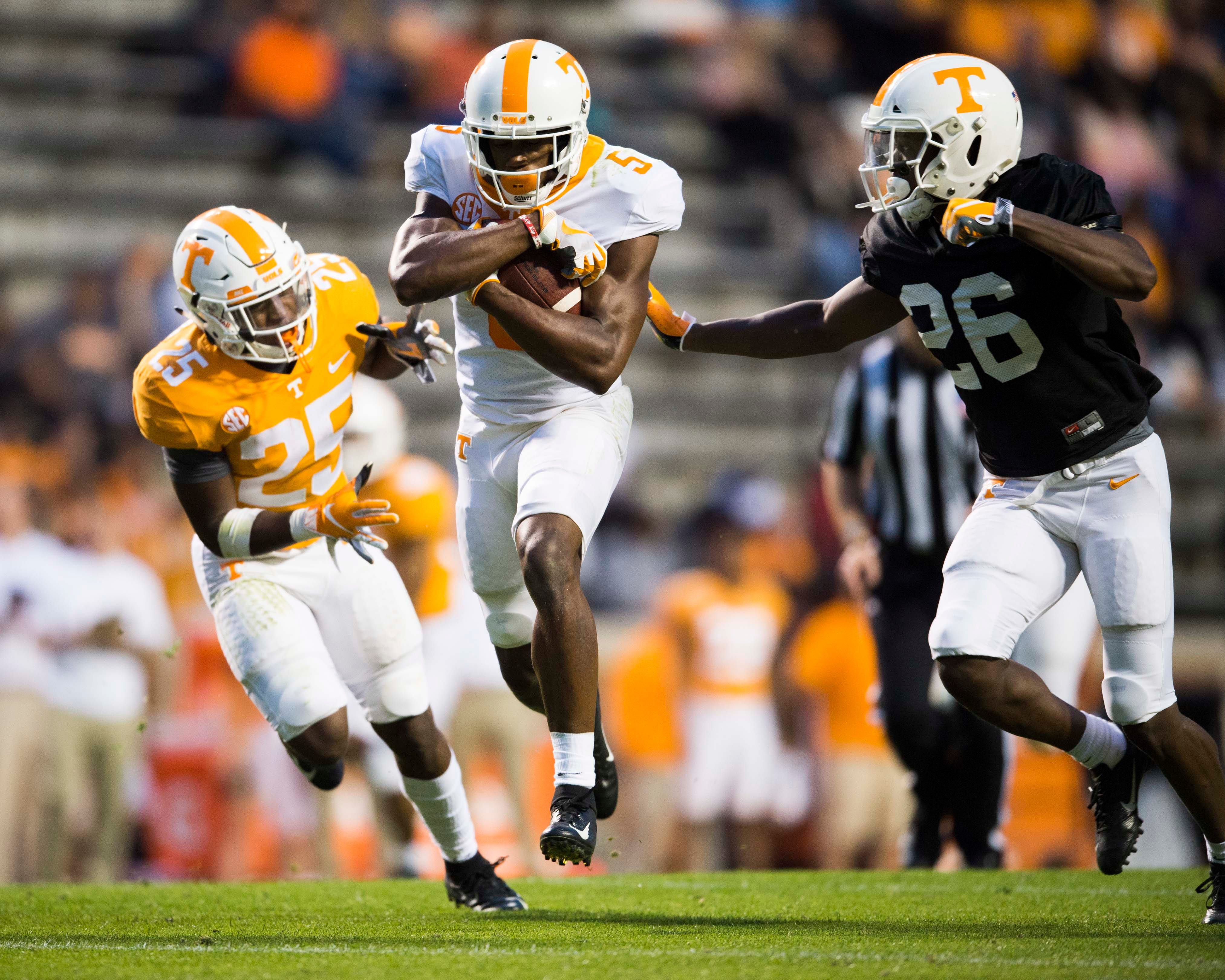 Tennessee football schedule 2019: Times, TV for first three