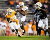 Clips from the Tennessee spring football game