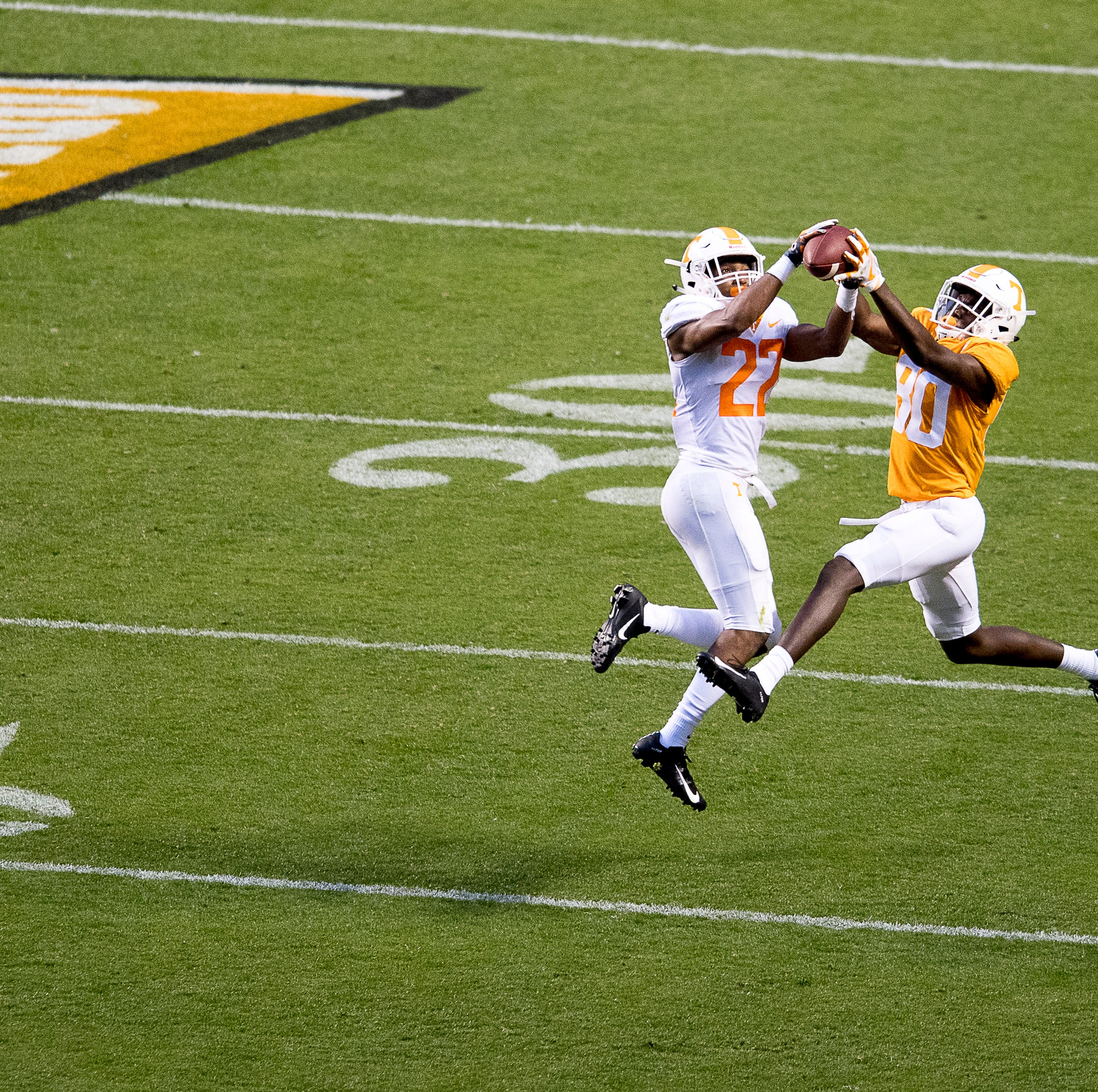 Who is Tennessee freshman safety Jaylen McCollough? Nickname is 'Tank'