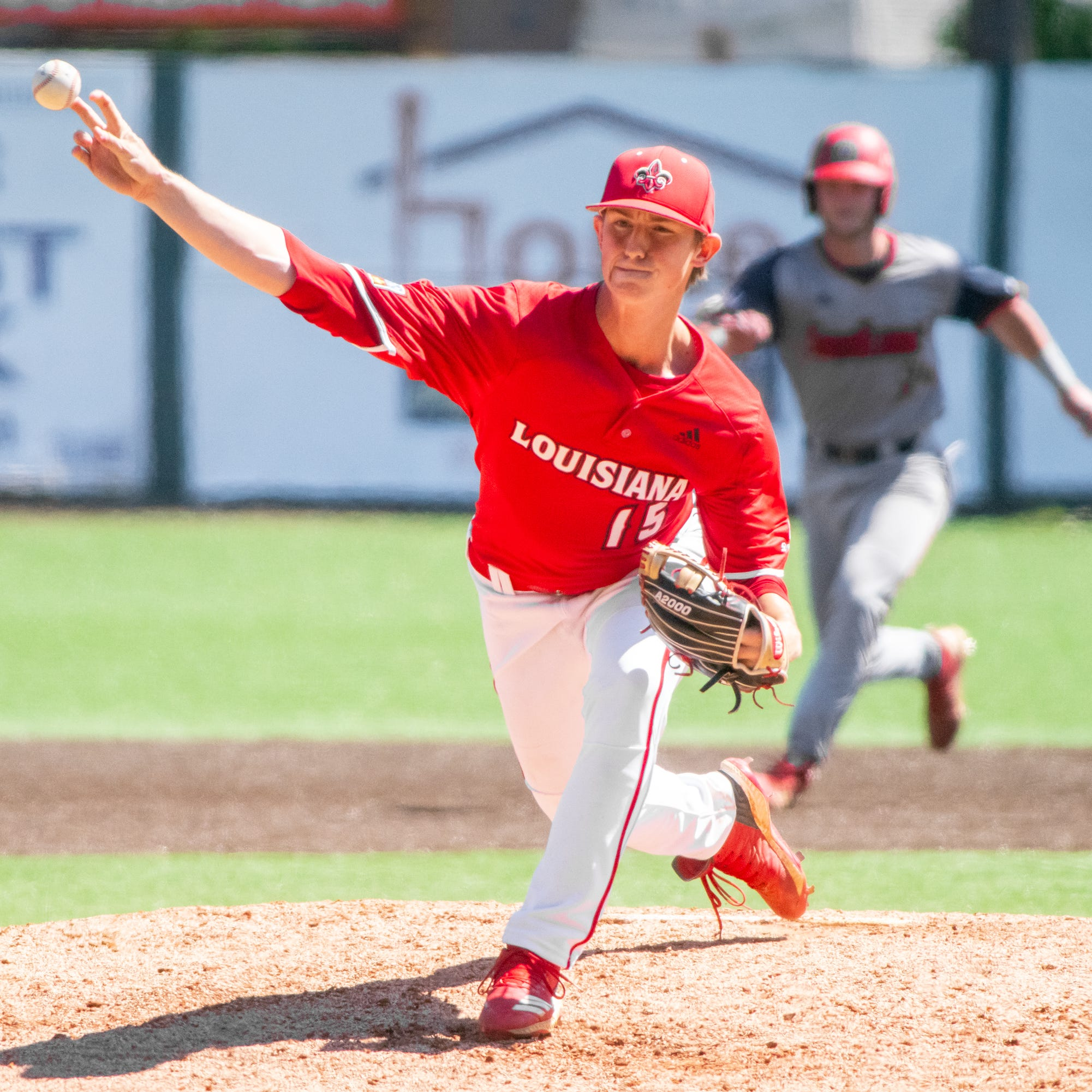 Comfort zone appears to be bullpen for UL's Schultz