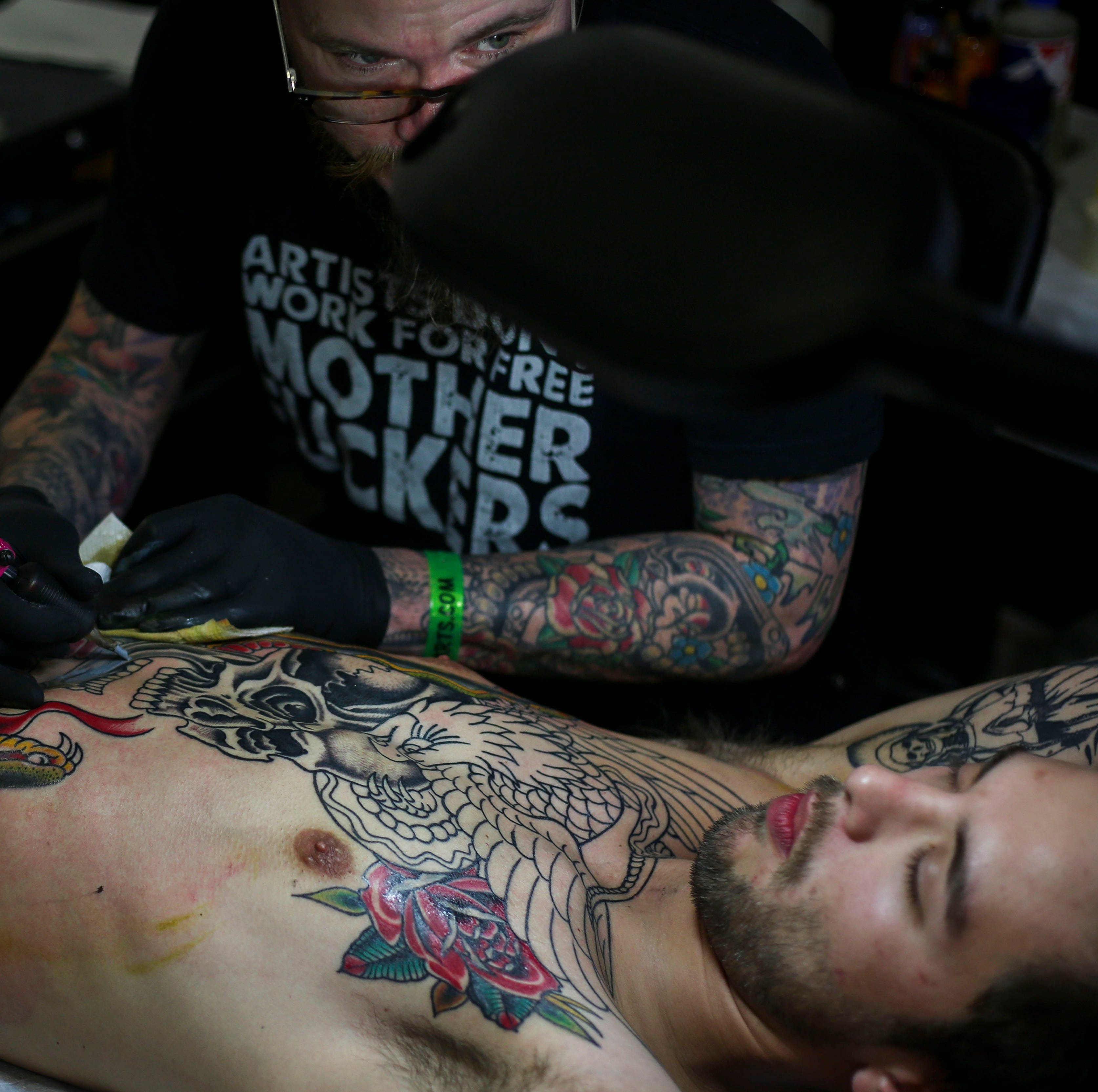 Kentucky is considering banning tattoos over scars. But no one knows why