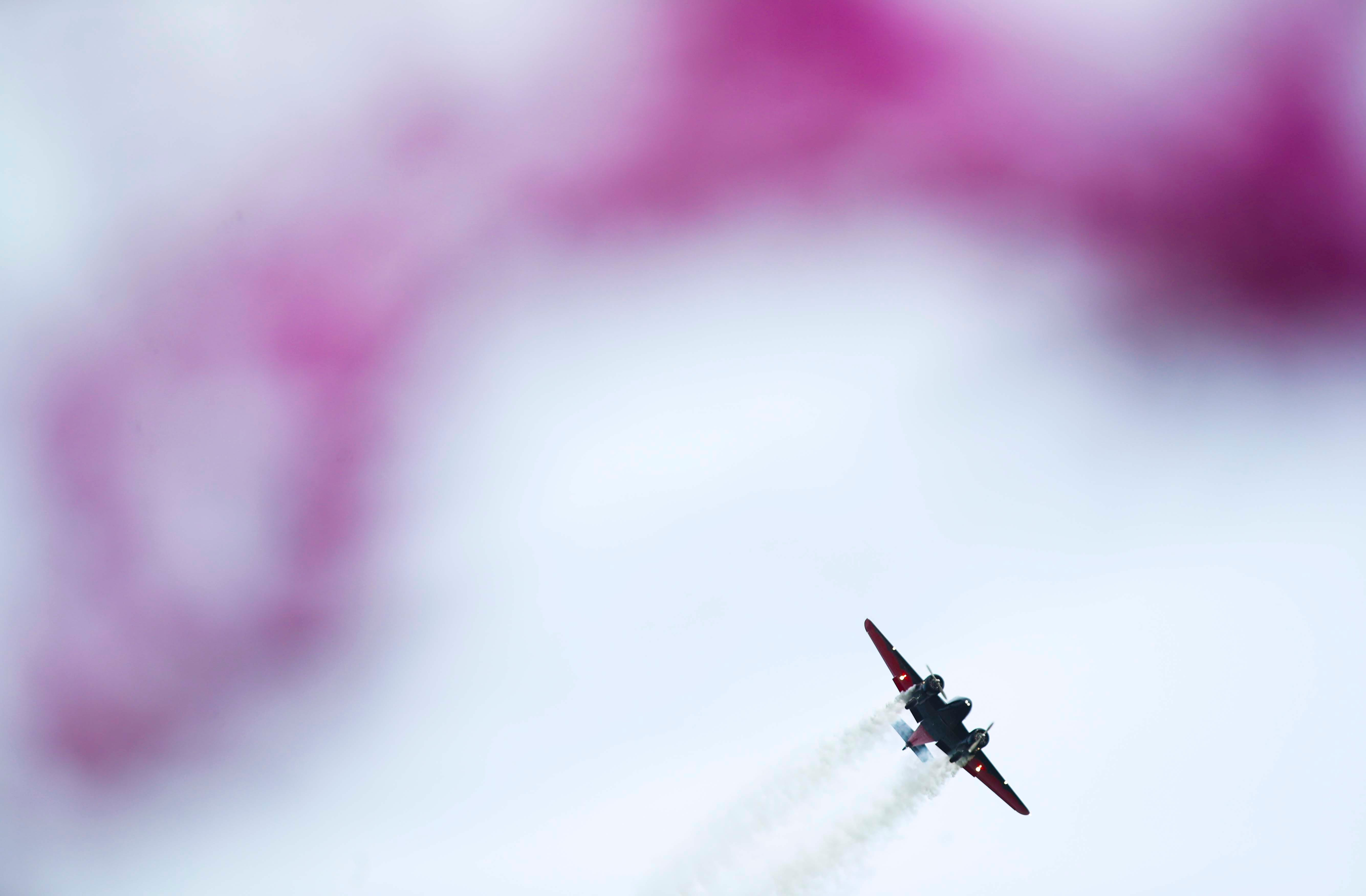 picture relating to Thunder Schedule Printable named Thunder In excess of Louisville 2019 printable textbooks toward airshow