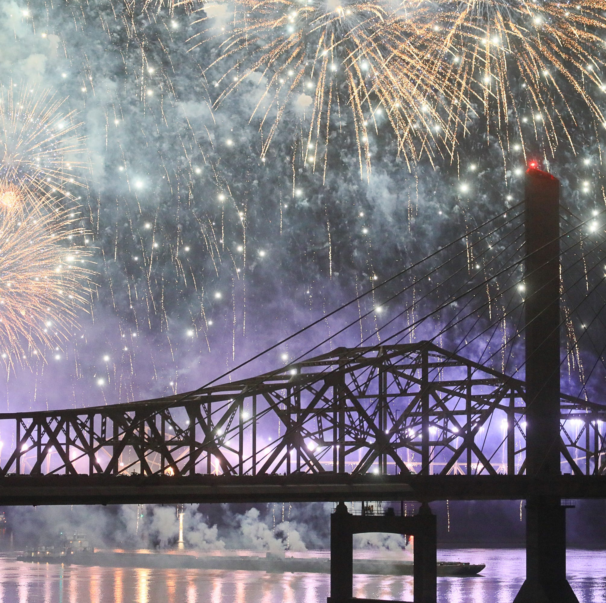 Check out the best scenes from Thunder Over Louisville 2019