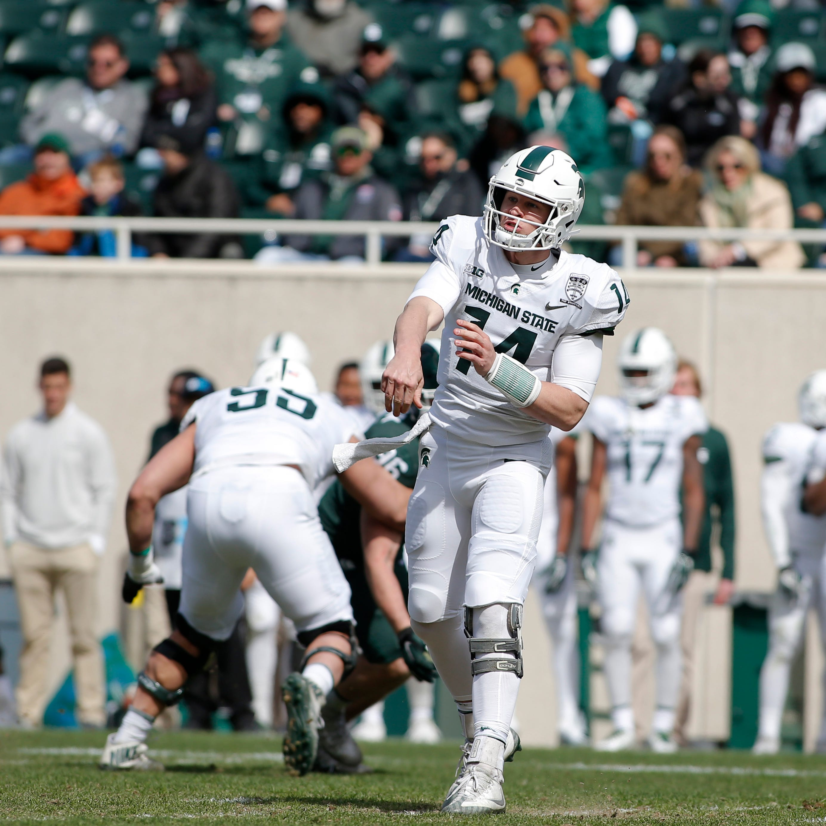 How Michigan State football can revitalize Brian Lewerke's game in 2019